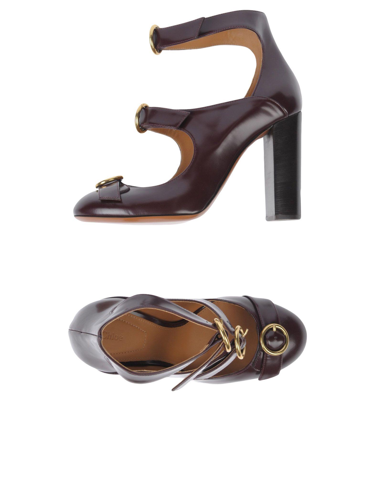 Haltbare Mode billige Schuhe Chloé Pumps Damen  11509802CR Heiße Schuhe