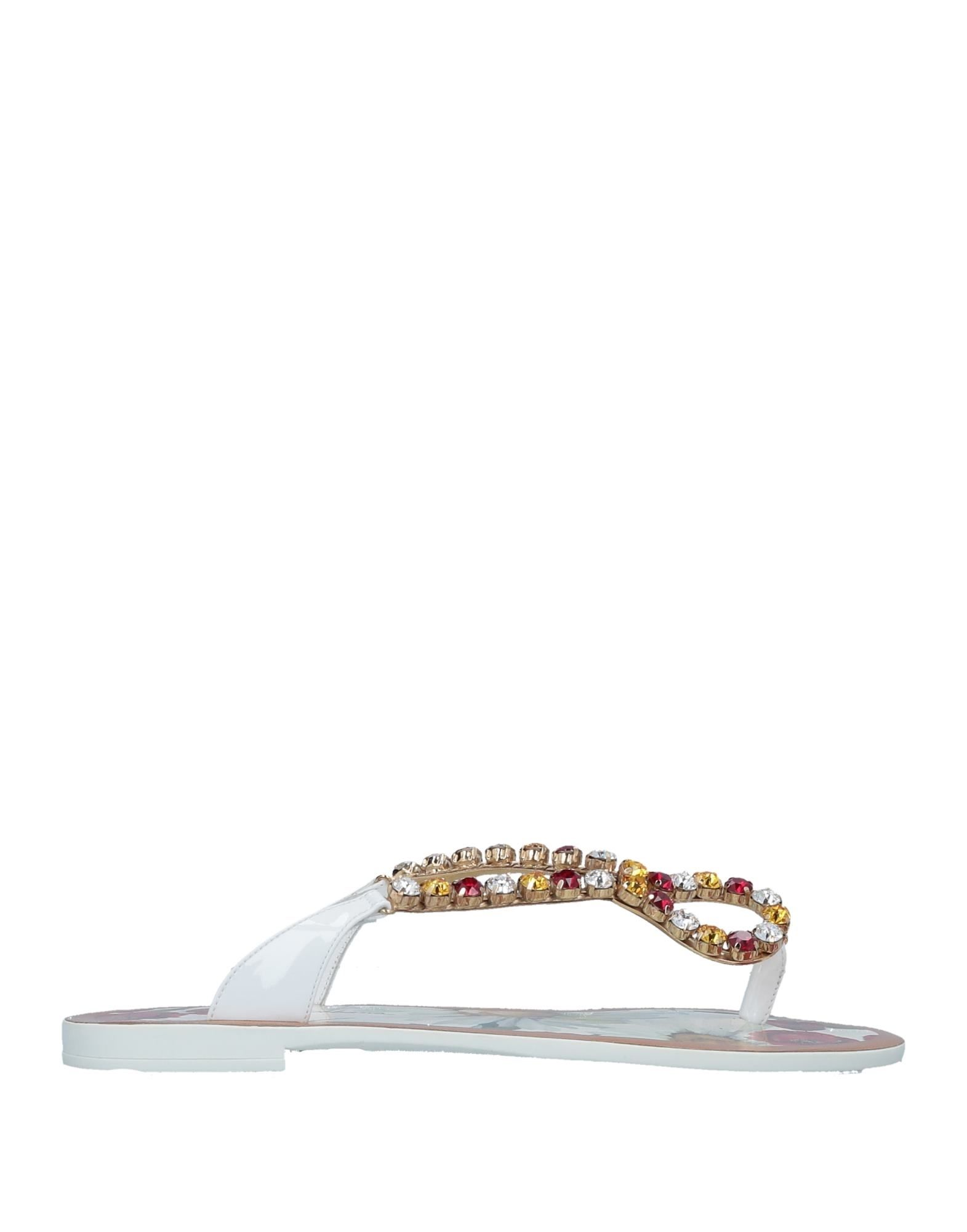 Dolce Damen & Gabbana Dianetten Damen Dolce  11509917BJ Neue Schuhe 1e3f03