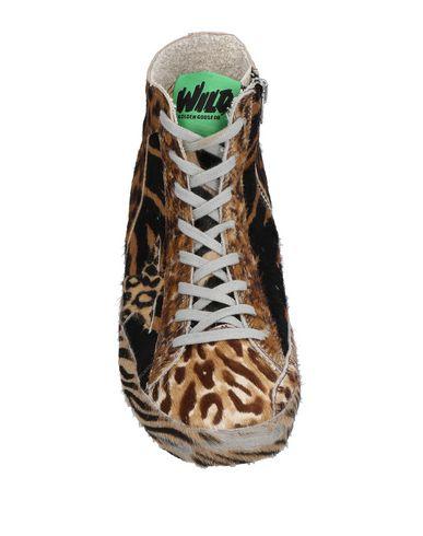 Golden Sneakers Kaki Brand Goose Deluxe rq0fYr