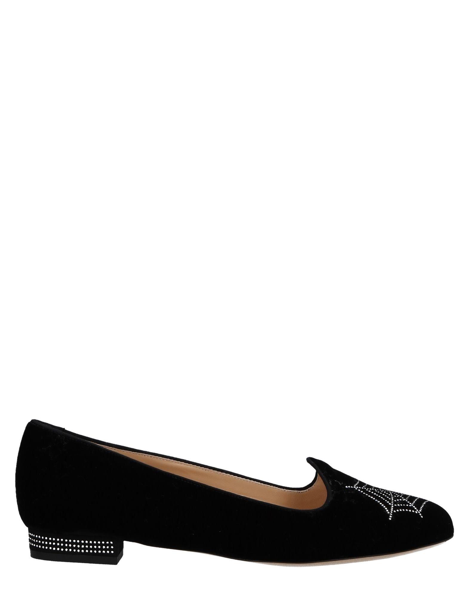 Rabatt Schuhe Charlotte Olympia Mokassins Damen  11510128WV