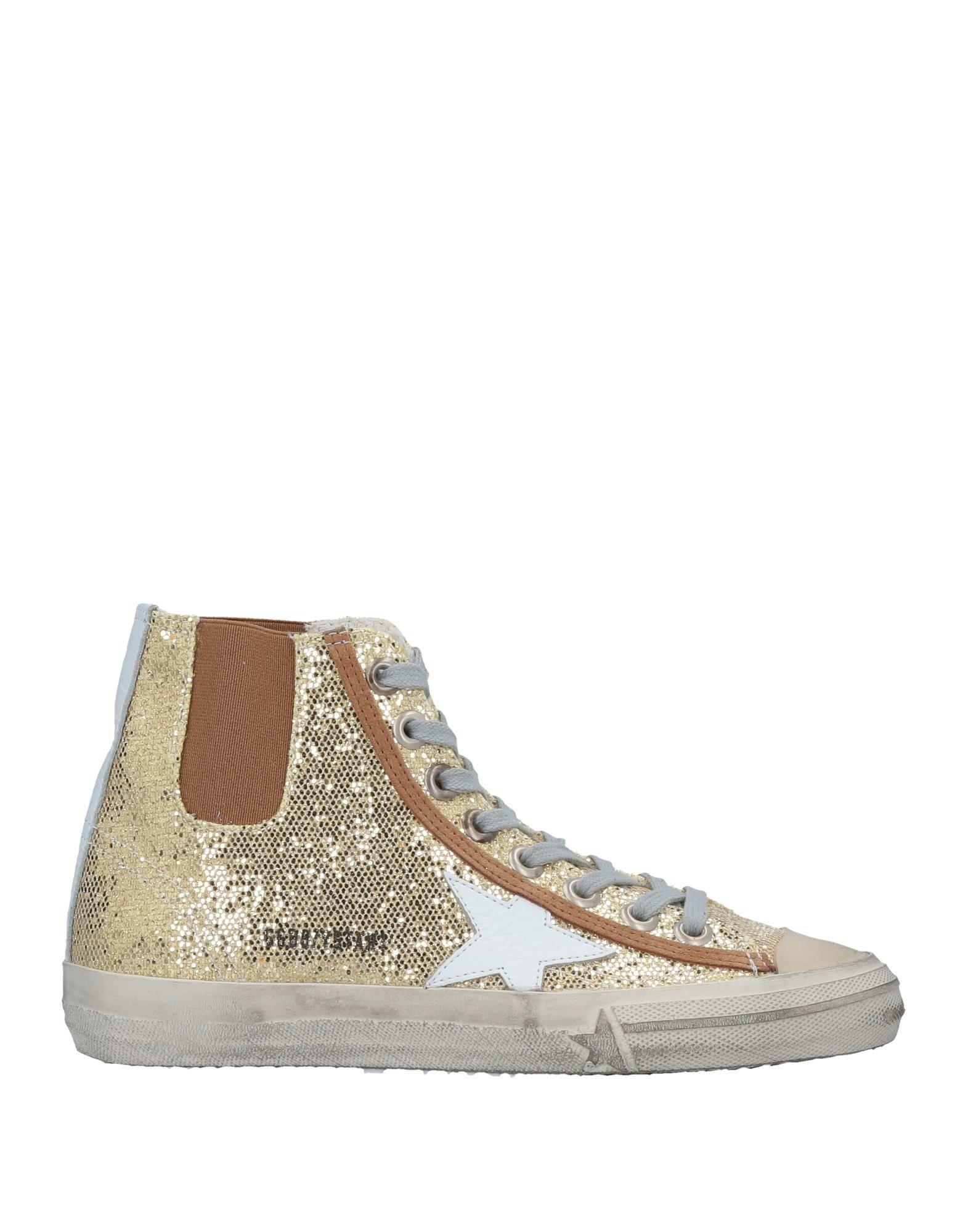 Golden Goose Deluxe Brand Sneakers - Women Golden online Goose Deluxe Brand Sneakers online Golden on  Canada - 11510130RR 8c4344