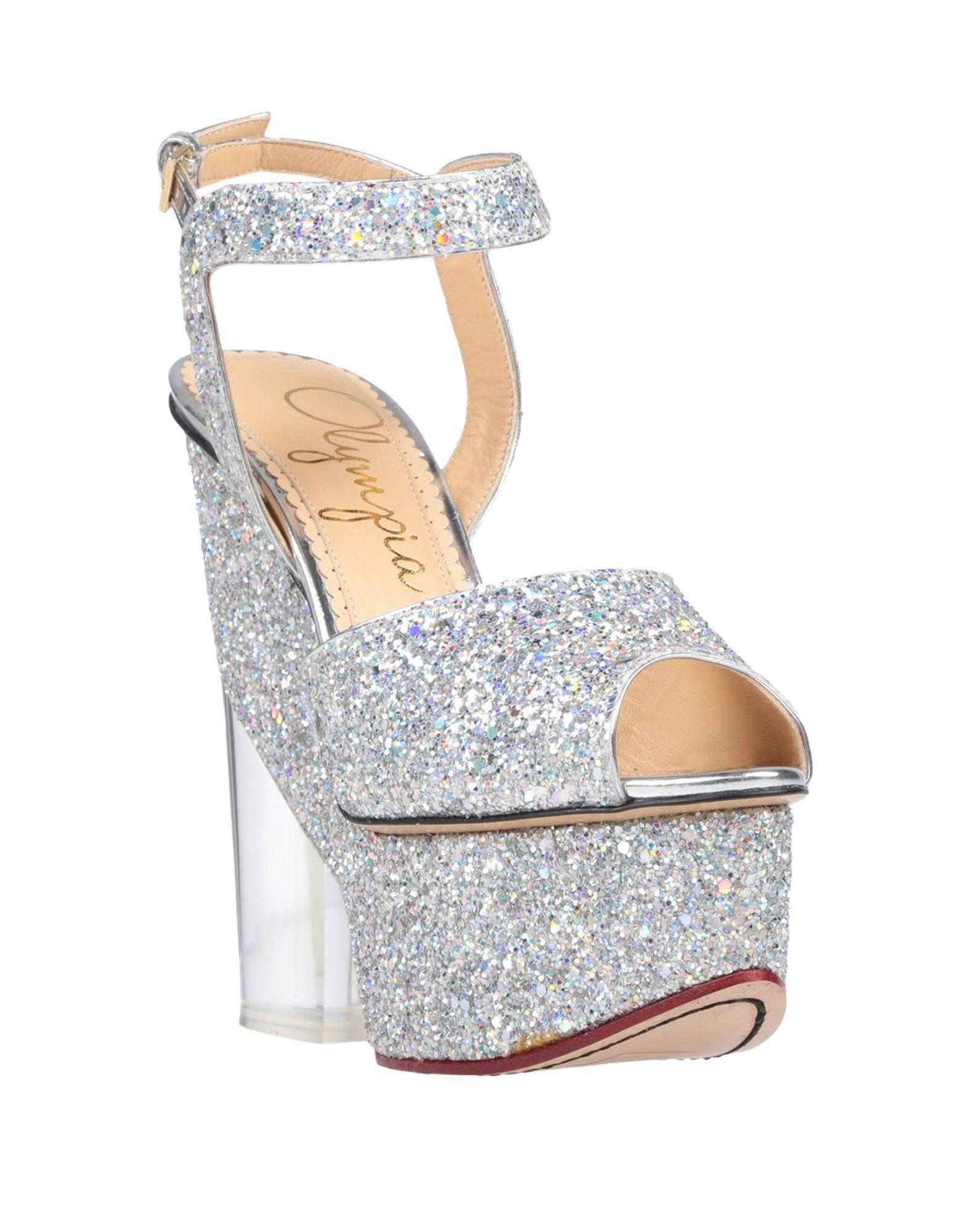 Charlotte Olympia Sandalen aussehende Damen  11510178DXGünstige gut aussehende Sandalen Schuhe 84fd93