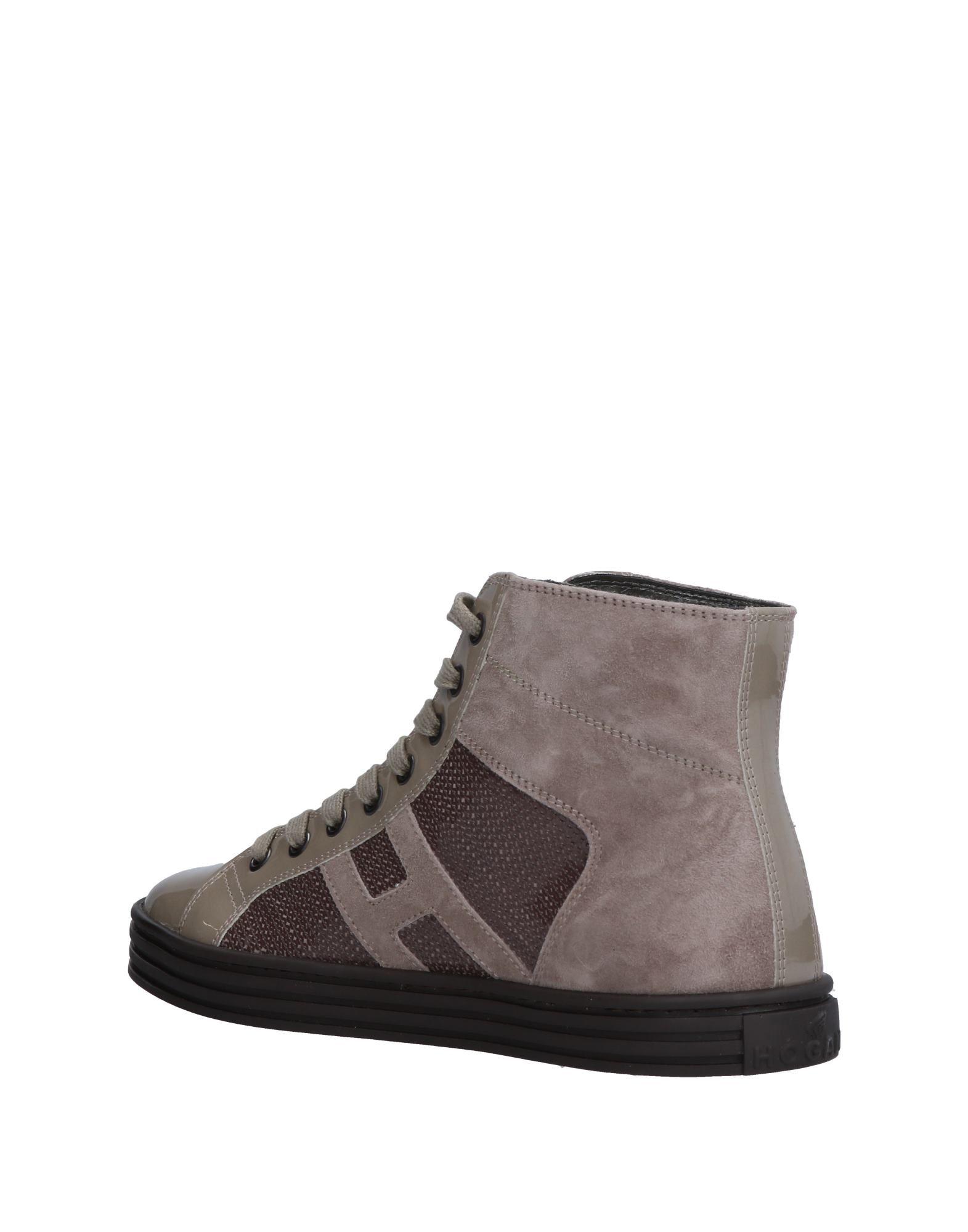 Rabatt Schuhe Hogan Rebel Sneakers Damen  11510255FR