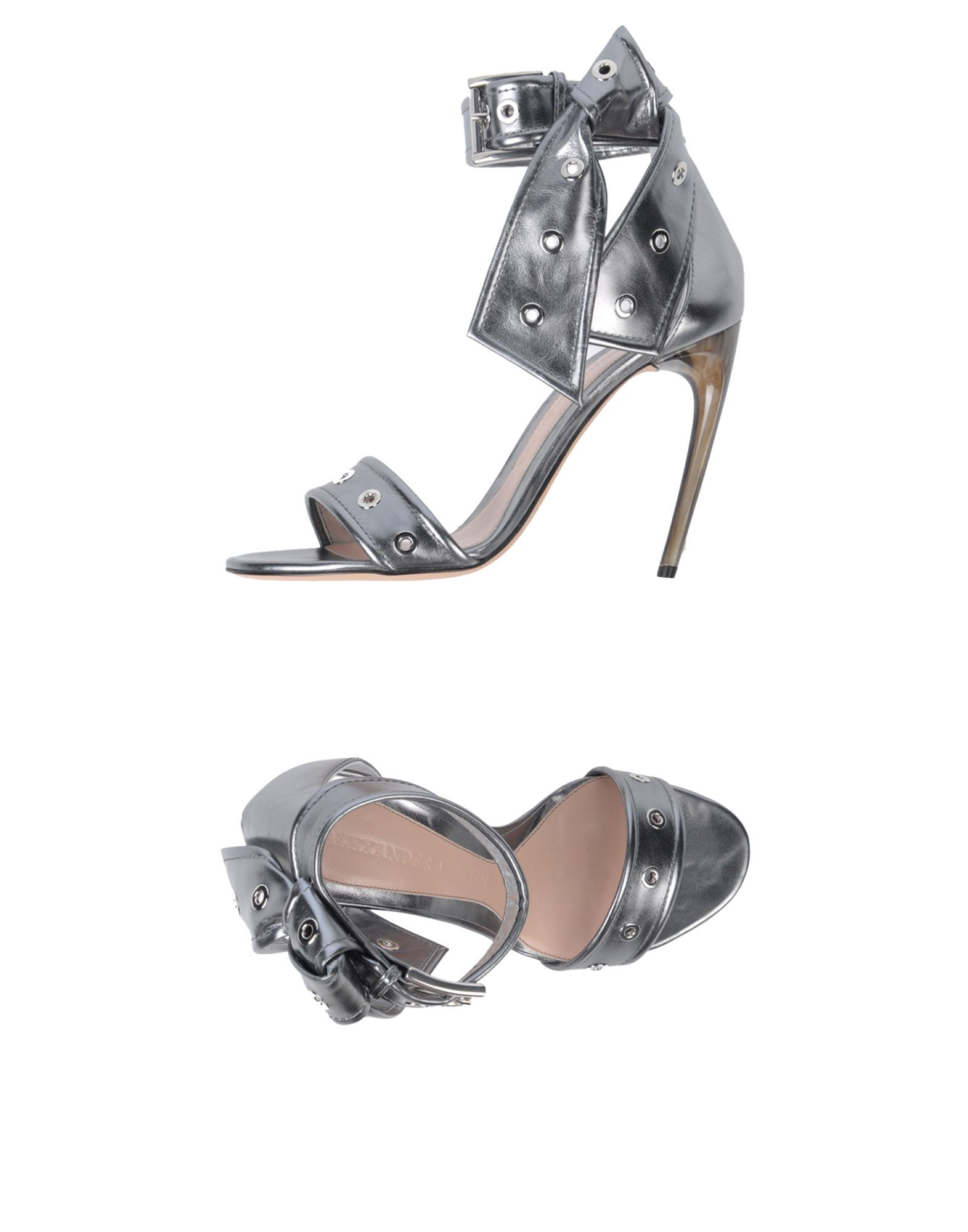 Alexander Mcqueen Sandalen aussehende Damen  11510260RTGünstige gut aussehende Sandalen Schuhe d08221