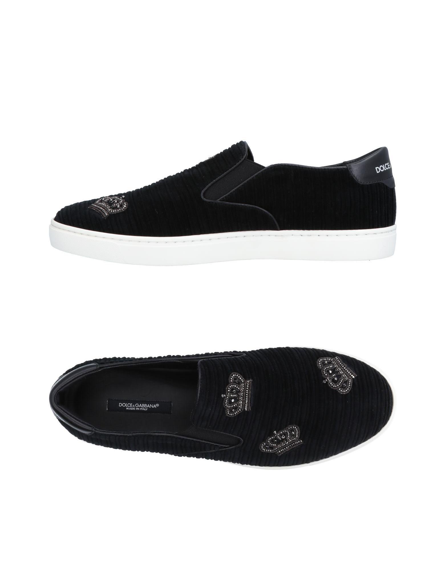 Sneakers Dolce & Gabbana Uomo - 11510264KE