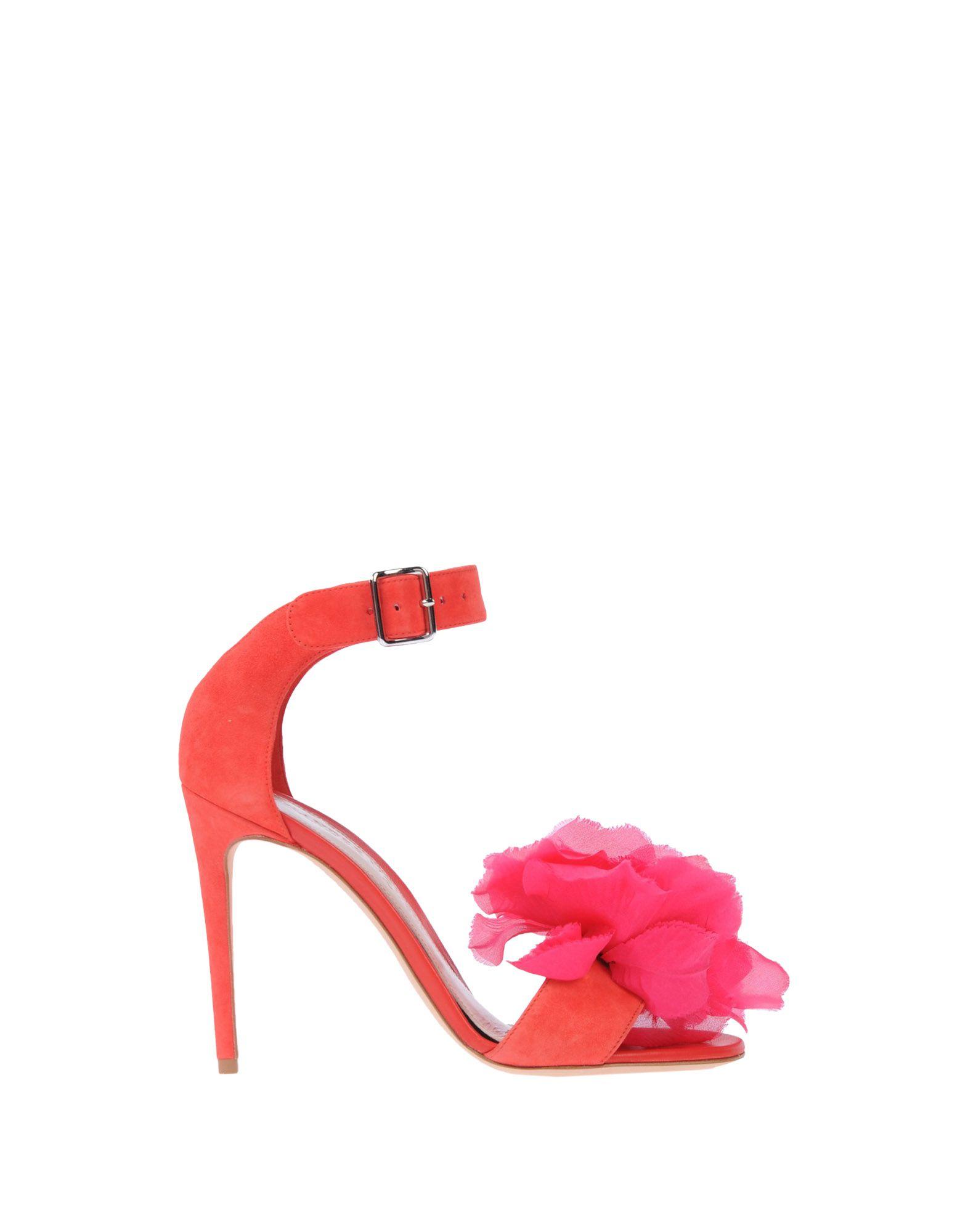Alexander Mcqueen Sandalen Damen  11510272HFGünstige aussehende gut aussehende 11510272HFGünstige Schuhe 15ee10