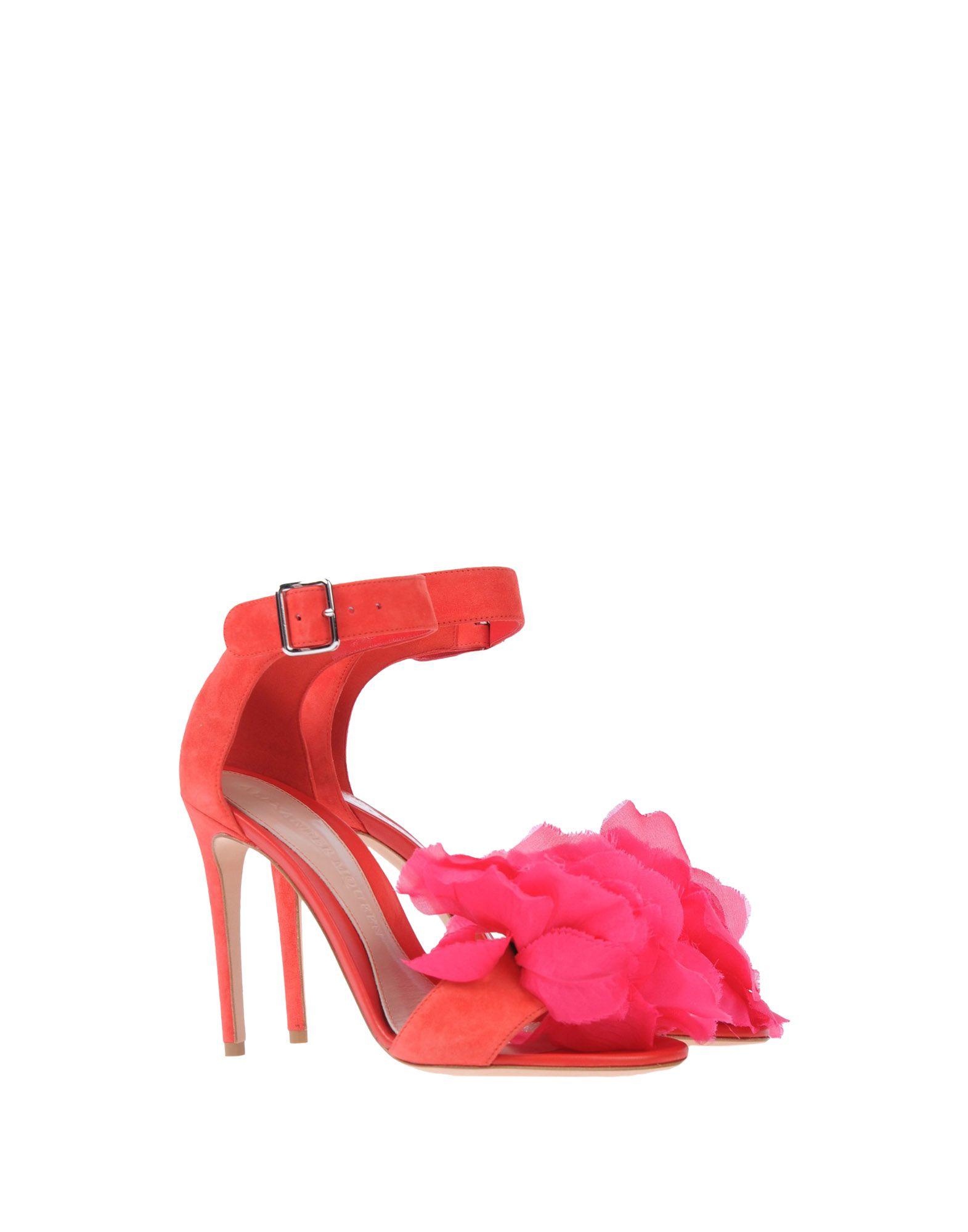 Alexander Mcqueen Sandalen Damen  11510272HFGünstige gut aussehende Schuhe