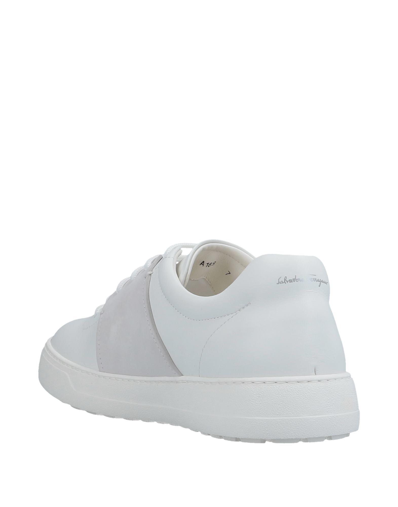 Salvatore Ferragamo Sneakers Herren  11510282SS Neue Schuhe
