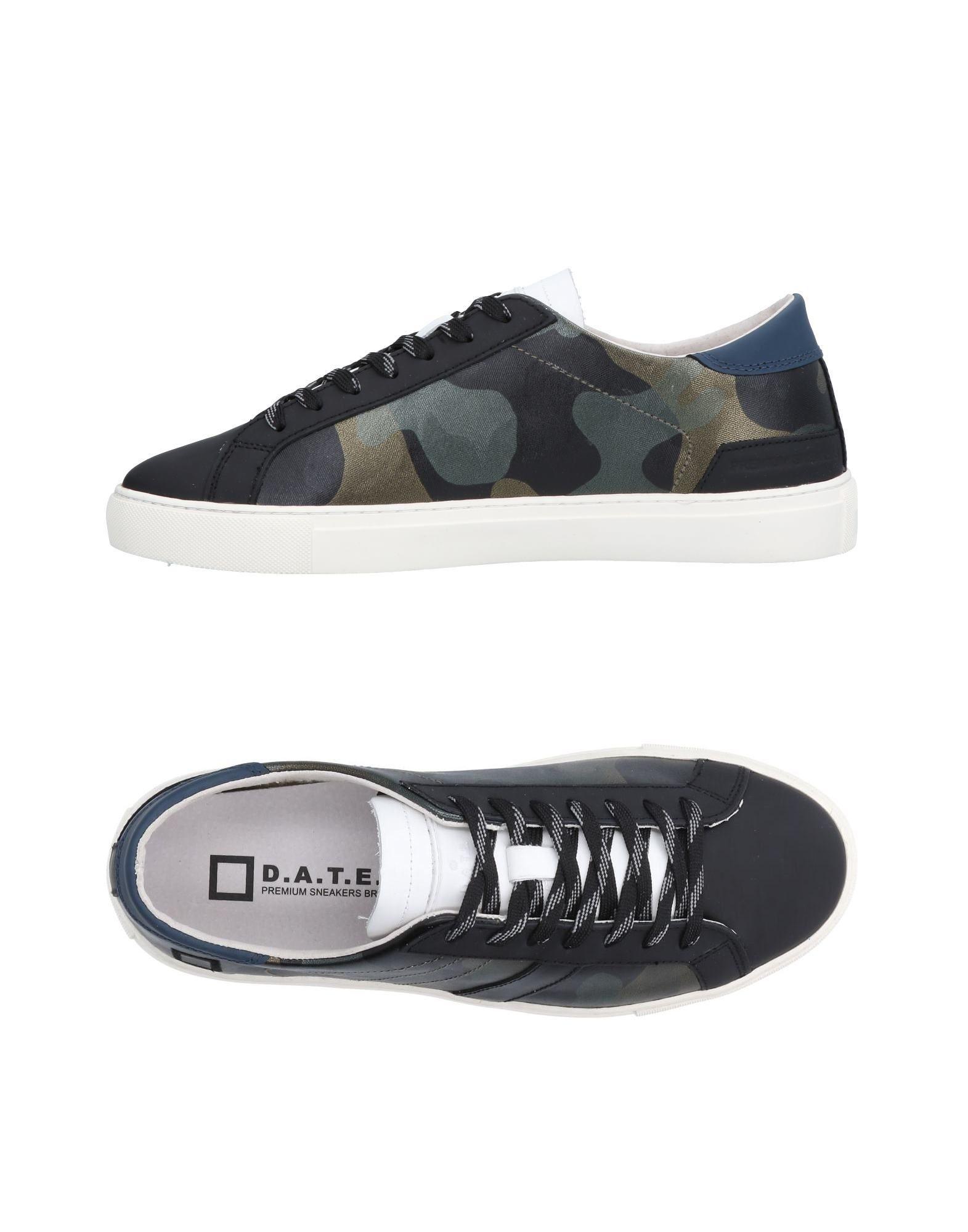 Sneakers D.A.T.E. Uomo - 11510389UV elegante