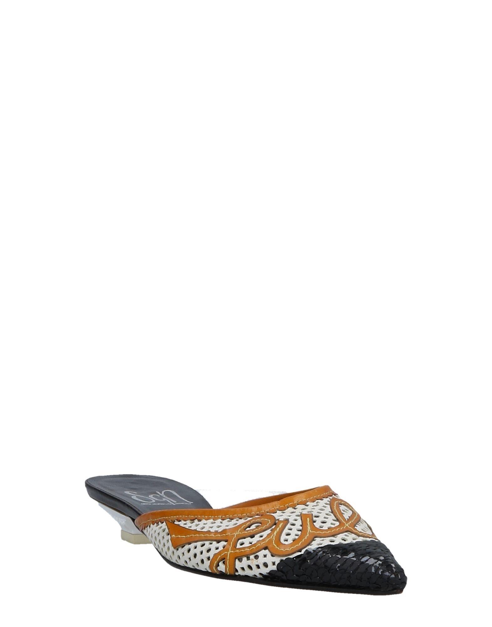 Gut um billige Damen Schuhe zu tragenSgn Giancarlo Paoli Pantoletten Damen billige  11510435BE a3a57d