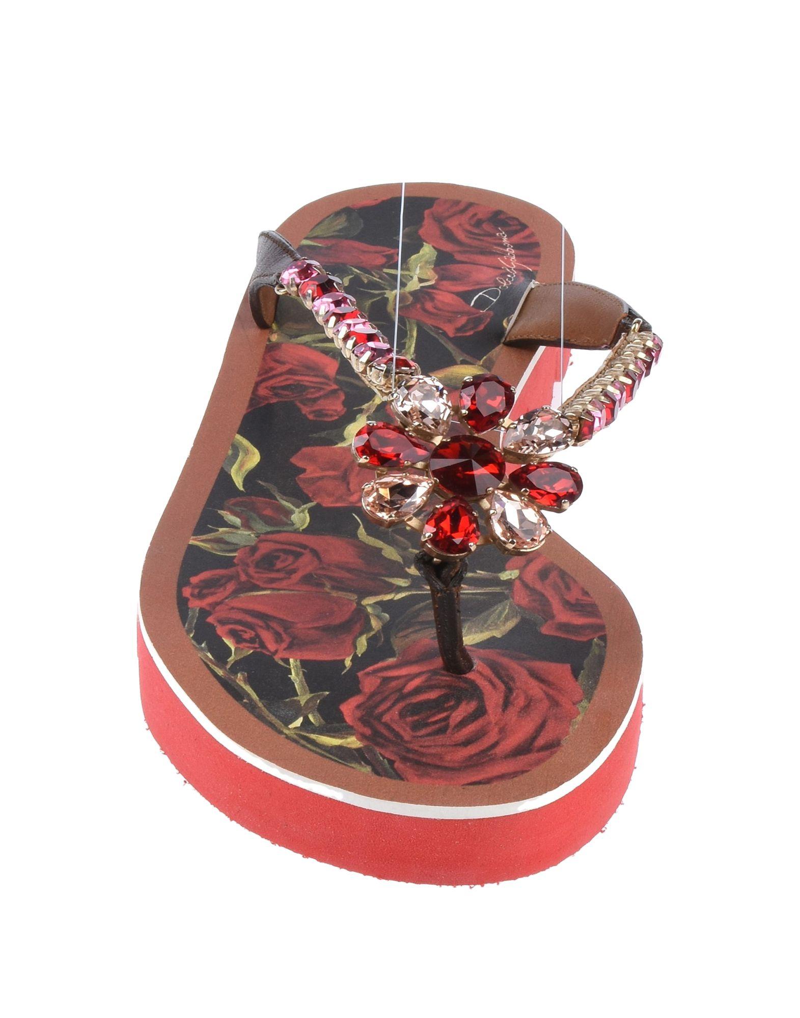 Infradito Dolce Dolce Infradito & Gabbana Donna - 11510541EE 96ca7a