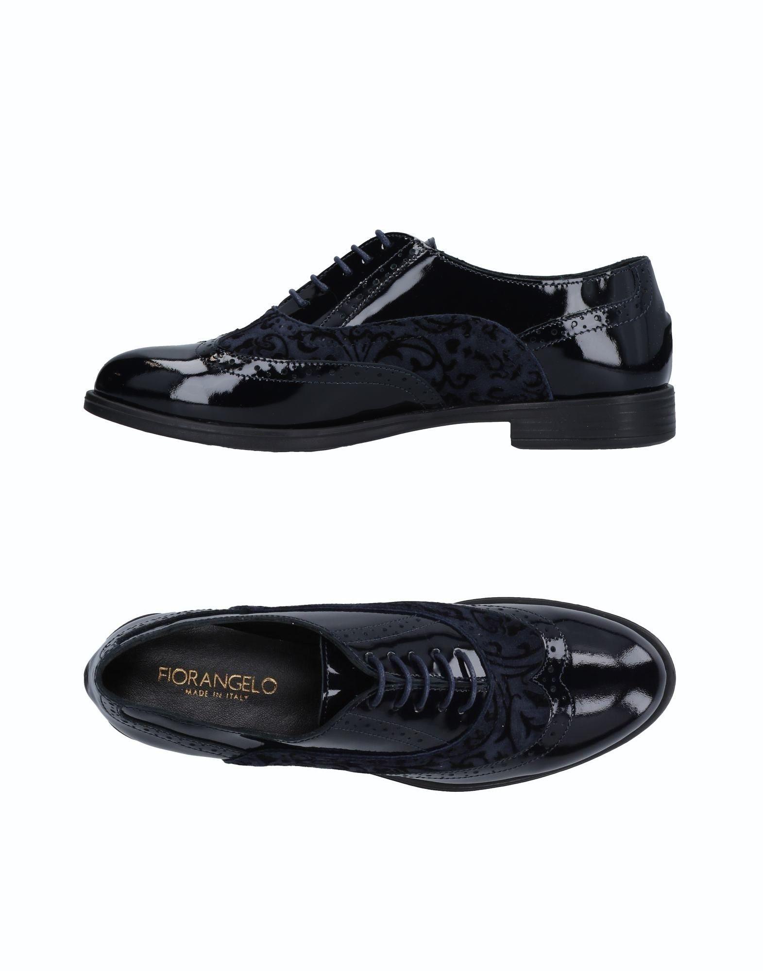 Gut um billige Damen Schuhe zu tragenFiorangelo Schnürschuhe Damen billige  11510543AF 420501