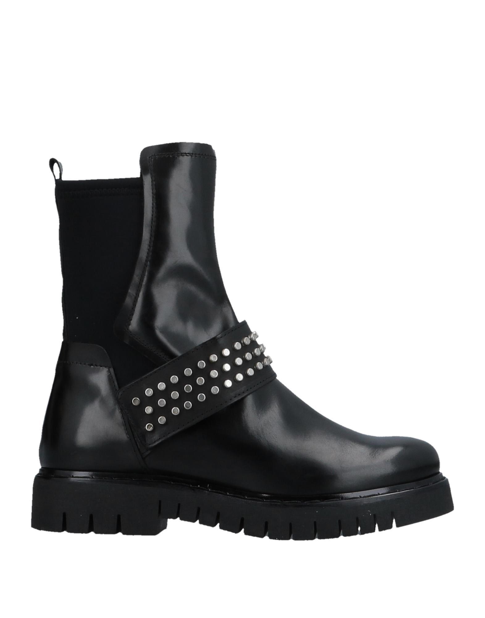 Gut um billige Schuhe Damen zu tragenLea Foscati Stiefelette Damen Schuhe  11510550ON a8f71b