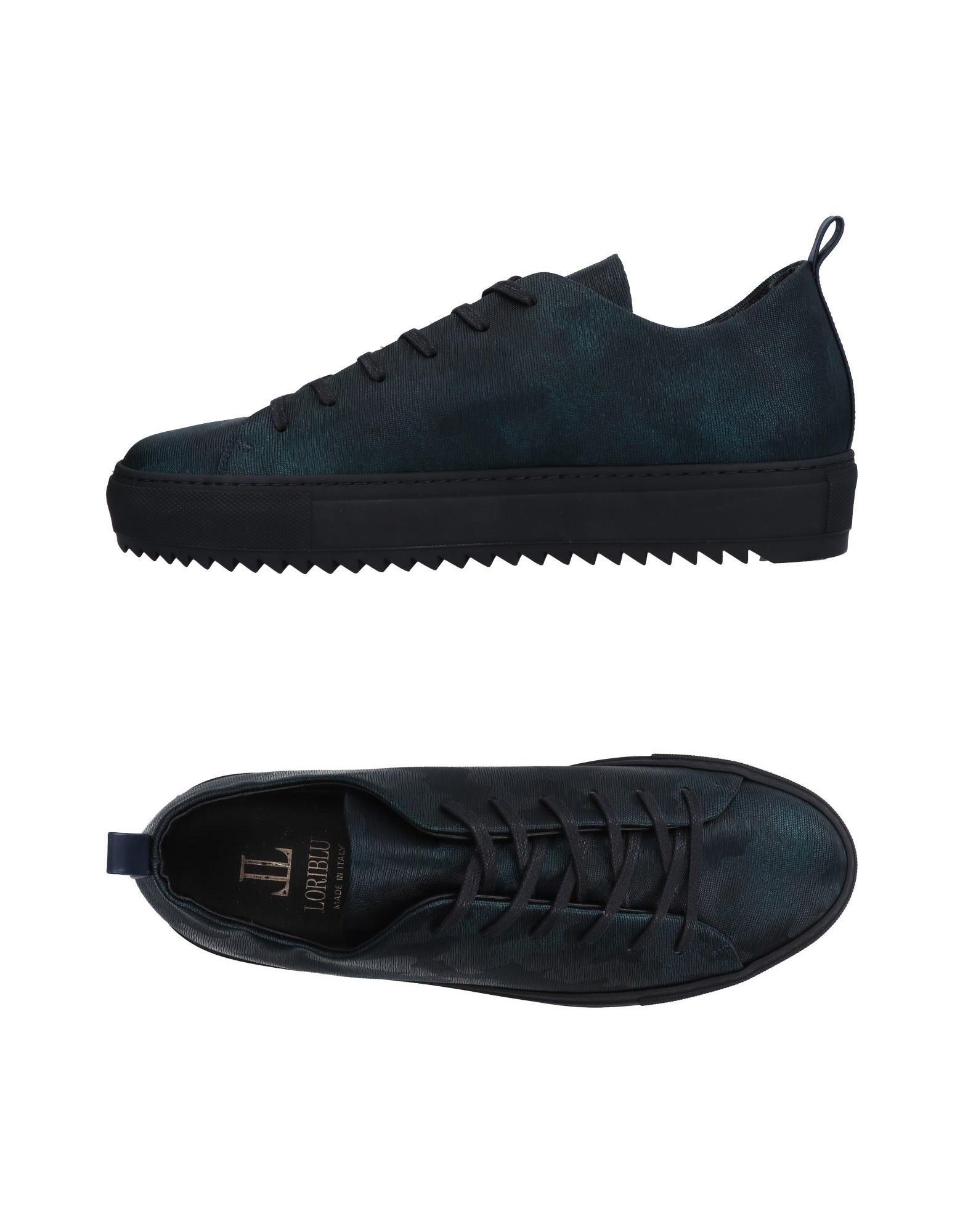 Sneakers Loriblu Homme - Sneakers Loriblu  Vert pétrole Nouvelles chaussures pour hommes et femmes, remise limitée dans le temps