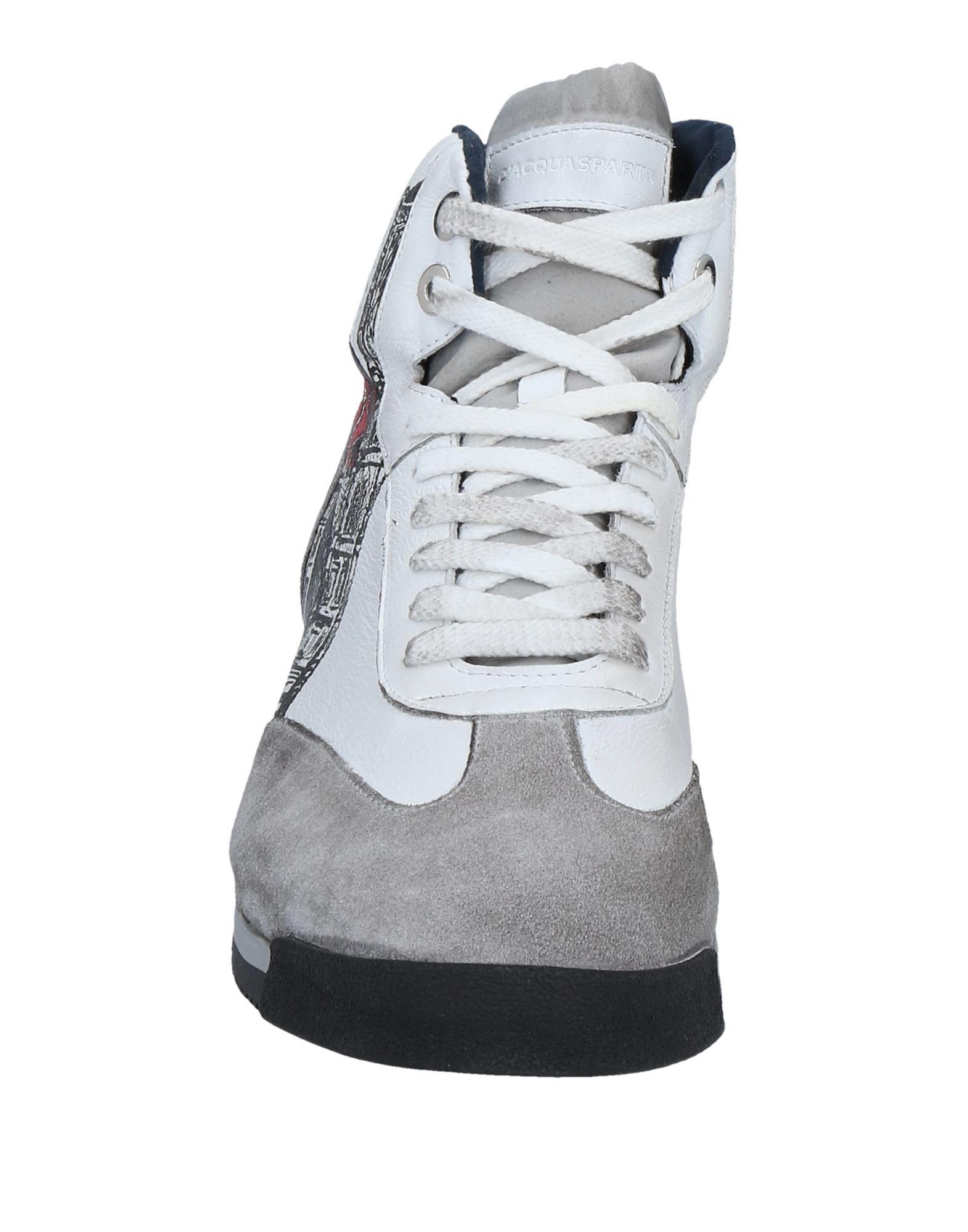 Rabatt echte Schuhe D'Acquasparta Sneakers Herren  11510687HC