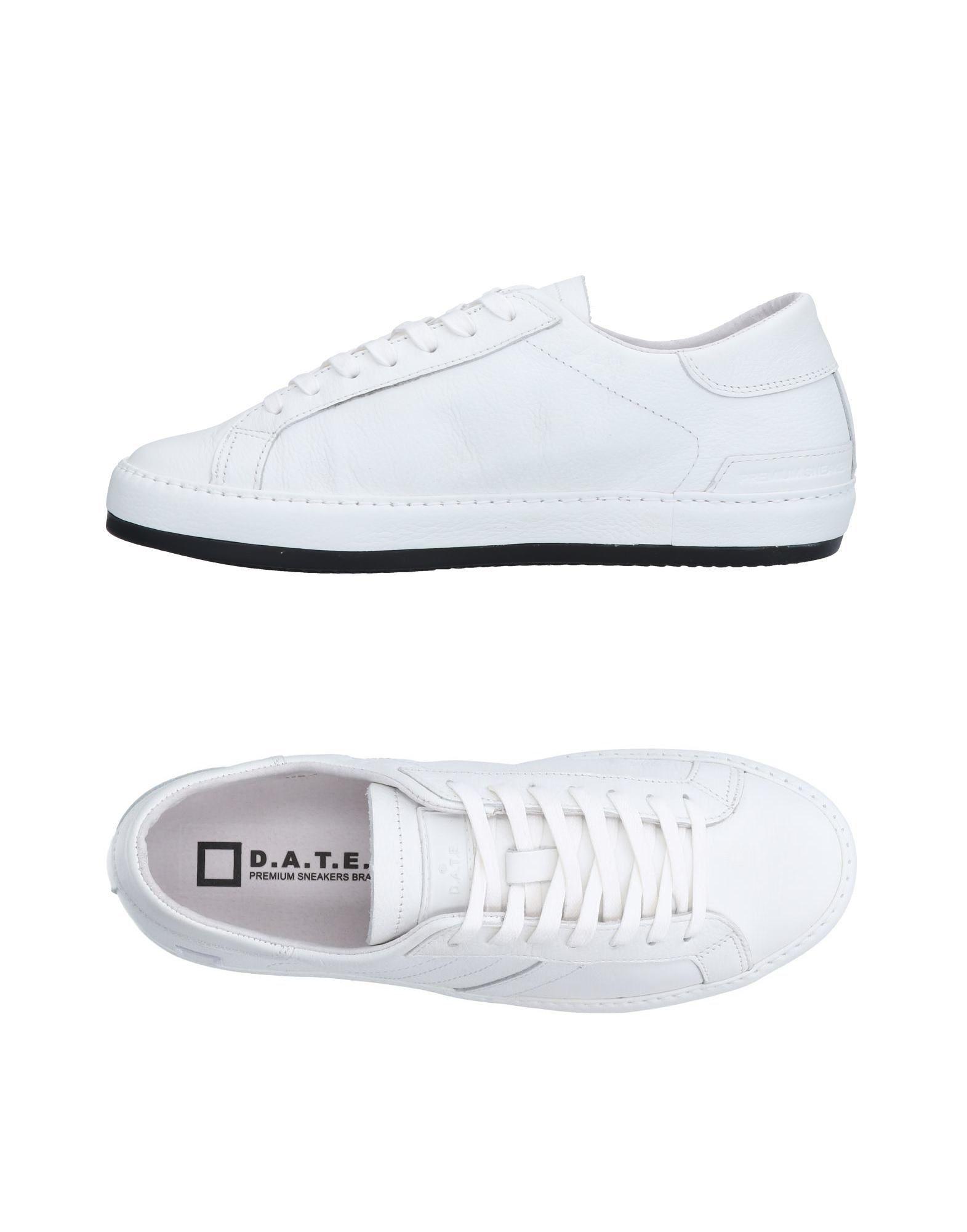 Rabatt echte Schuhe D.A.T.E. Sneakers Herren  11510695IU
