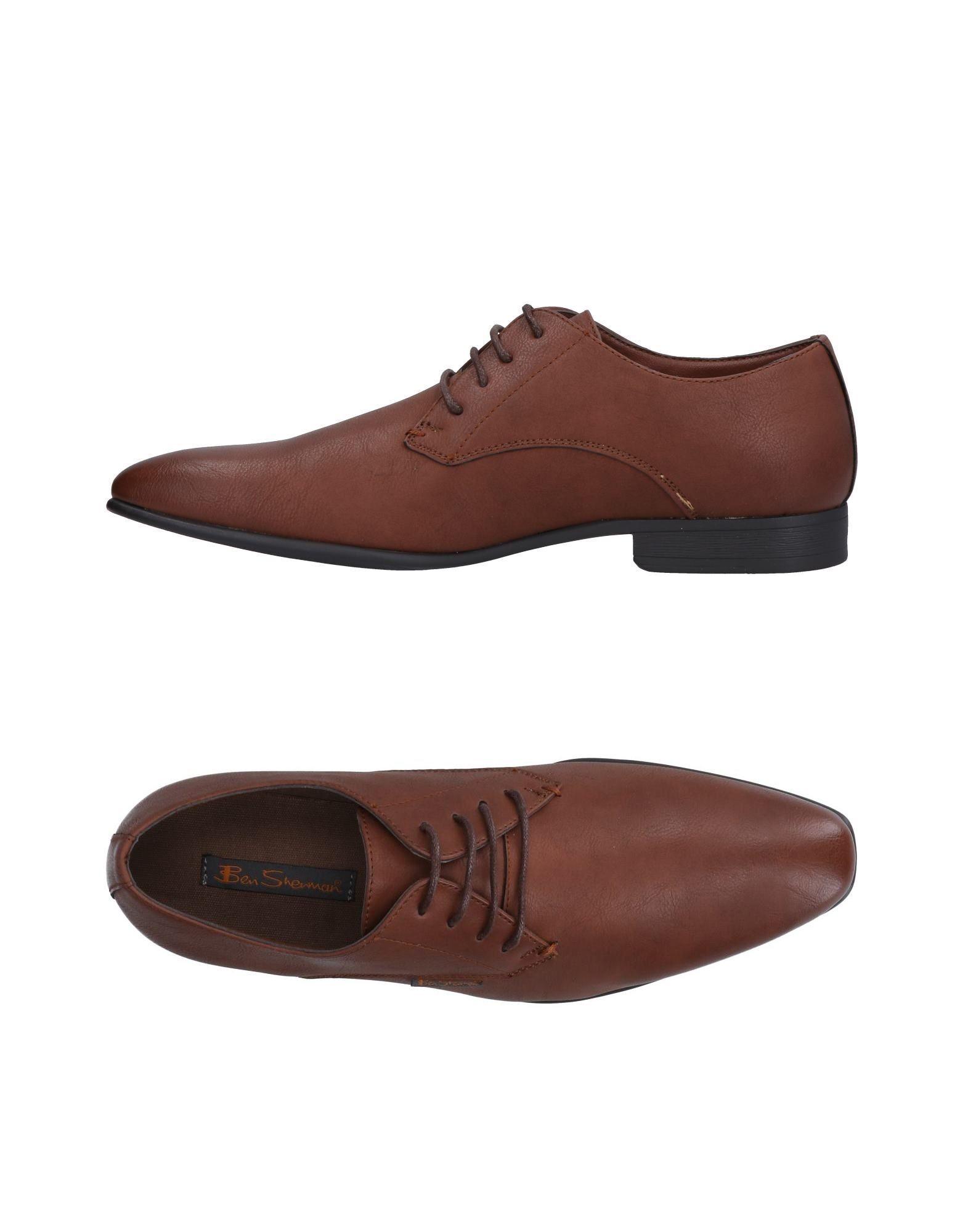 Rabatt echte Schuhe Schnürschuhe Ben Sherman Schnürschuhe Schuhe Herren 11510714LV 1b2323