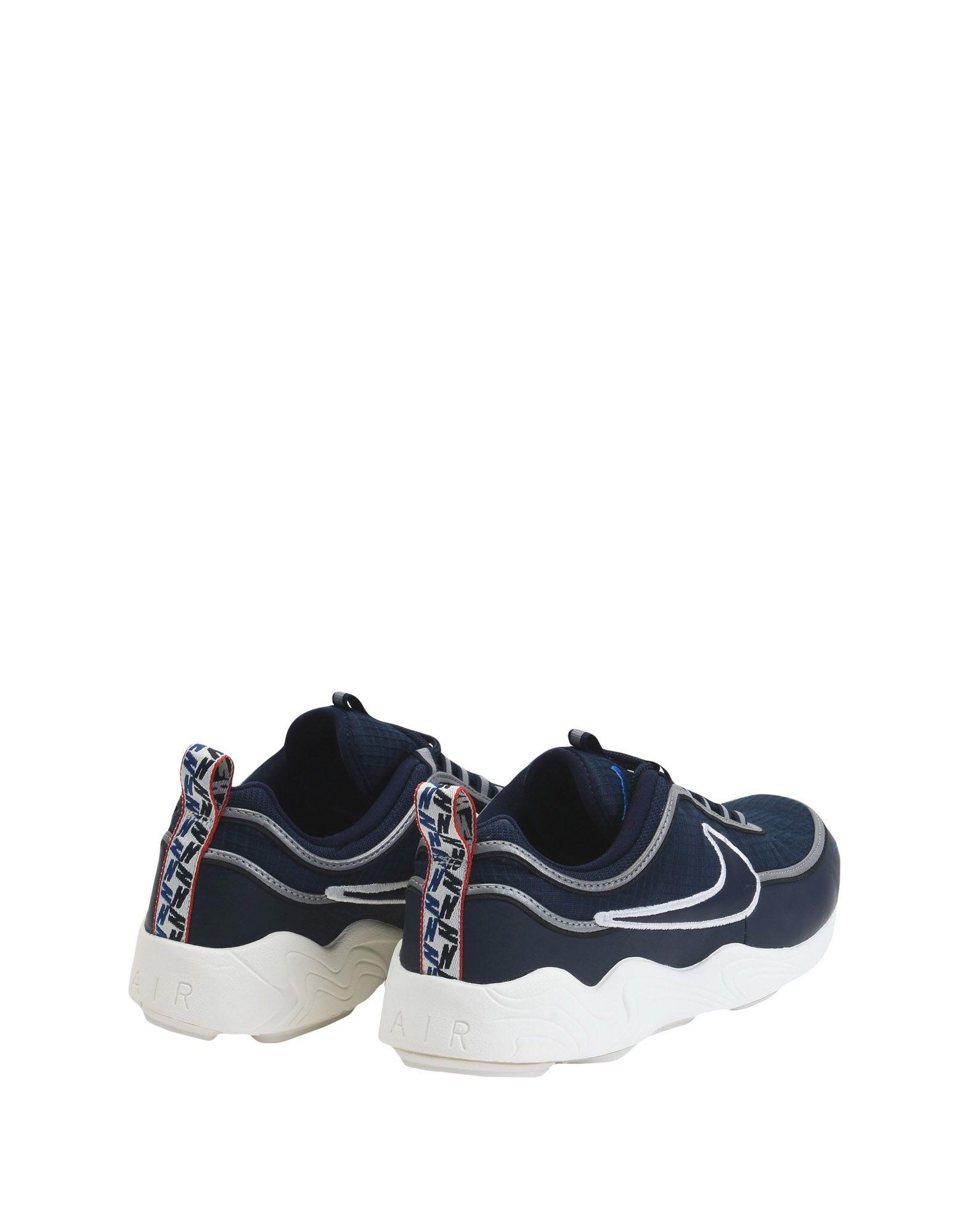 Sneakers Nike Air Zoom Spiridon Bleu Se Homme Bleu Spiridon Sneakers Nike Bleu 049fd3