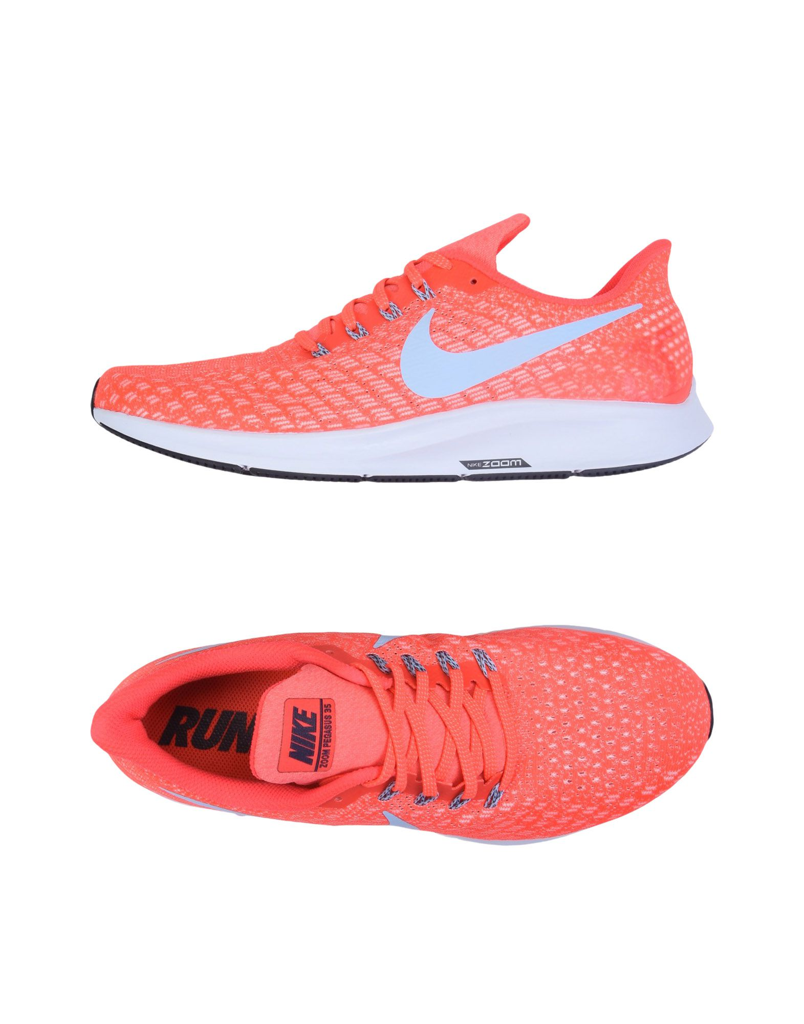 Sneakers Nike  Air Zoom Pegasus 35 - Homme - Sneakers Nike  Orange Super rabais