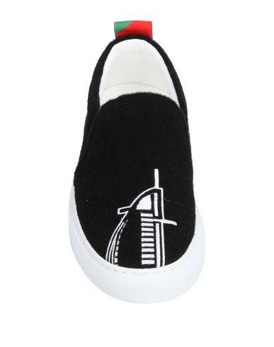 Joshua s Nero Donna Sneakers Scarpe