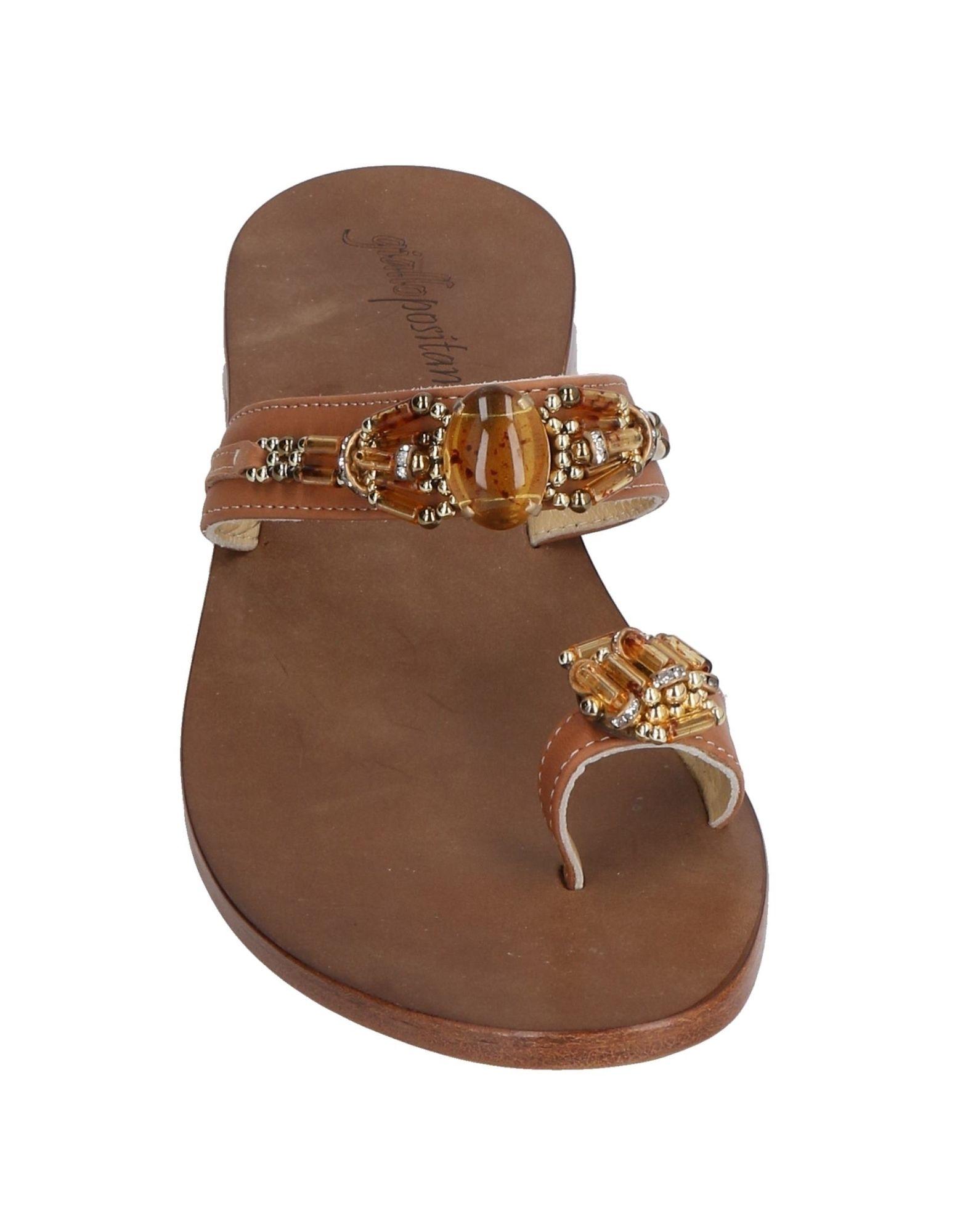 Giallo Positano Dianetten Qualität Damen  11510773CN Gute Qualität Dianetten beliebte Schuhe 61920c