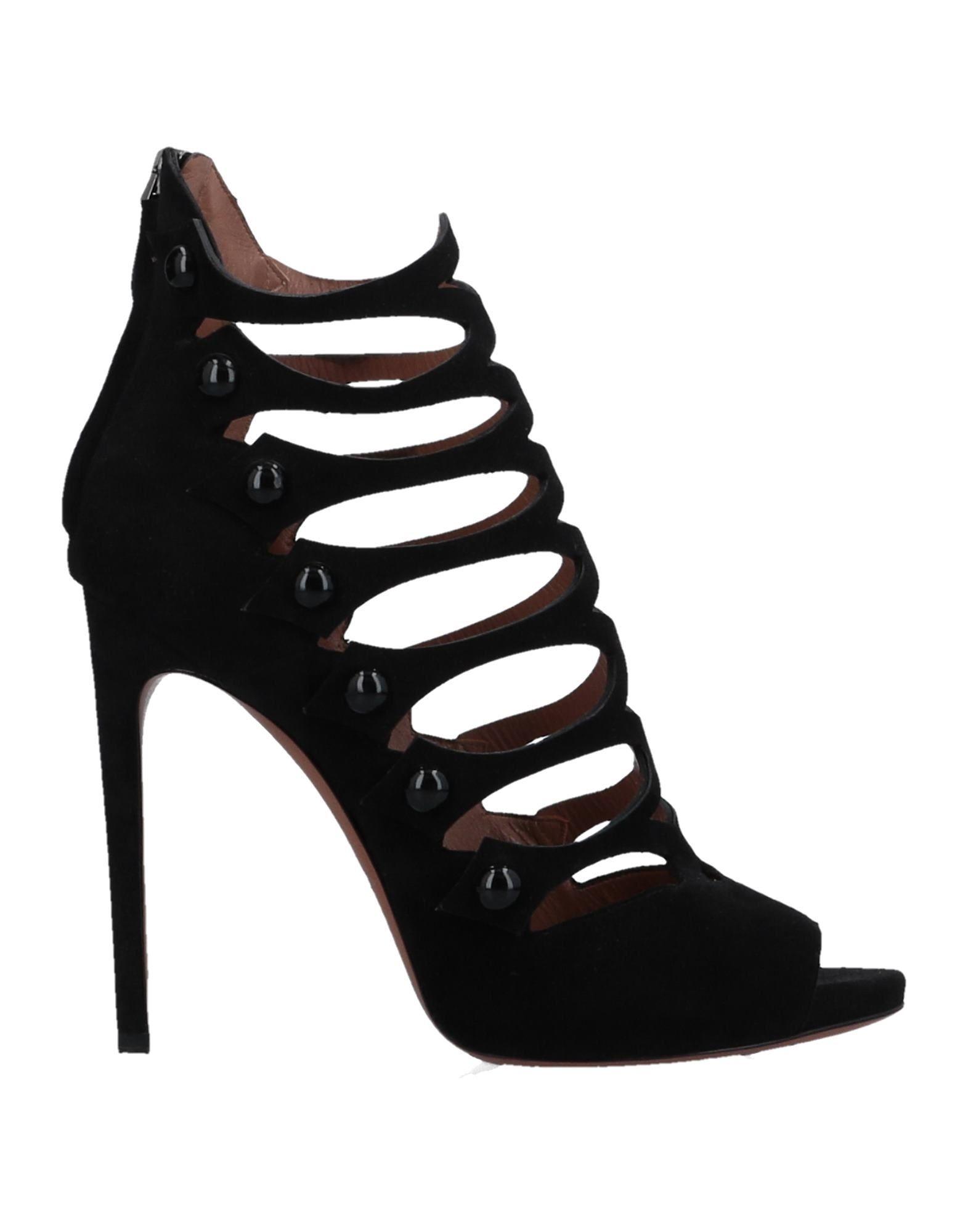 Alaïa Stiefelette Damen  11510775EKGünstige gut aussehende Schuhe
