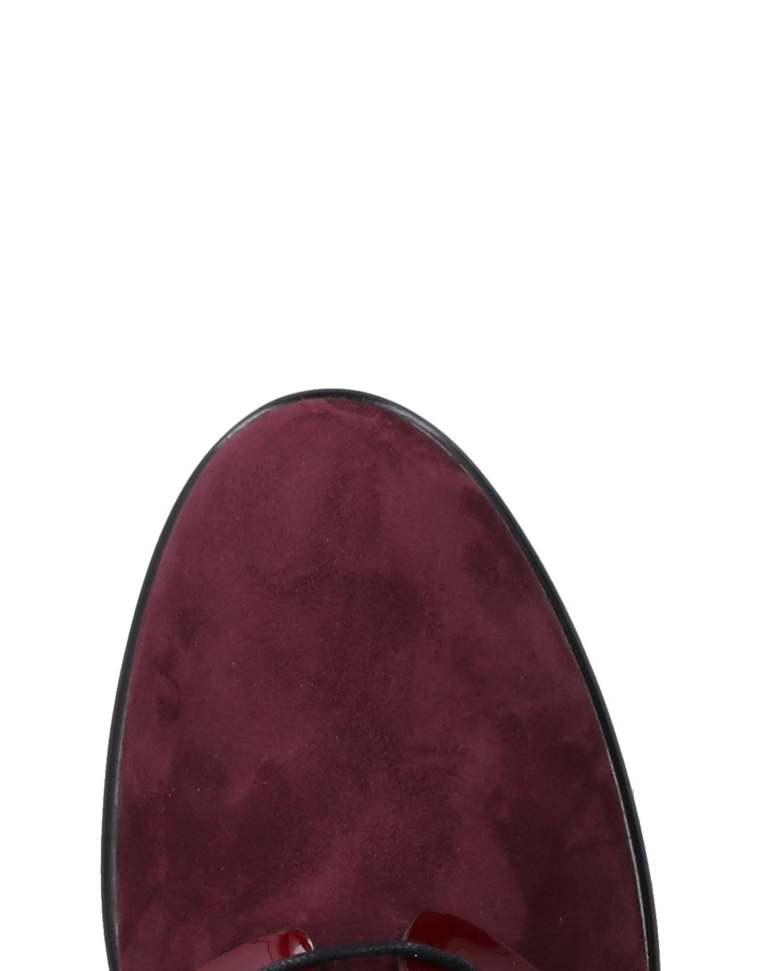 Stilvolle billige Schnürschuhe Schuhe Pas De Rouge Schnürschuhe billige Damen  11510790MR 035c4d