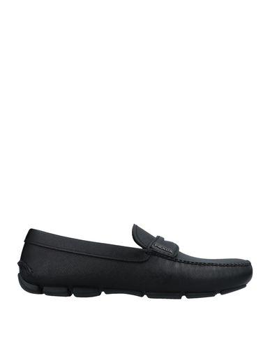 Zapatos con descuento Mocasines Mocasín Prada Hombre - Mocasines descuento Prada - 11510794WL Negro f9853b