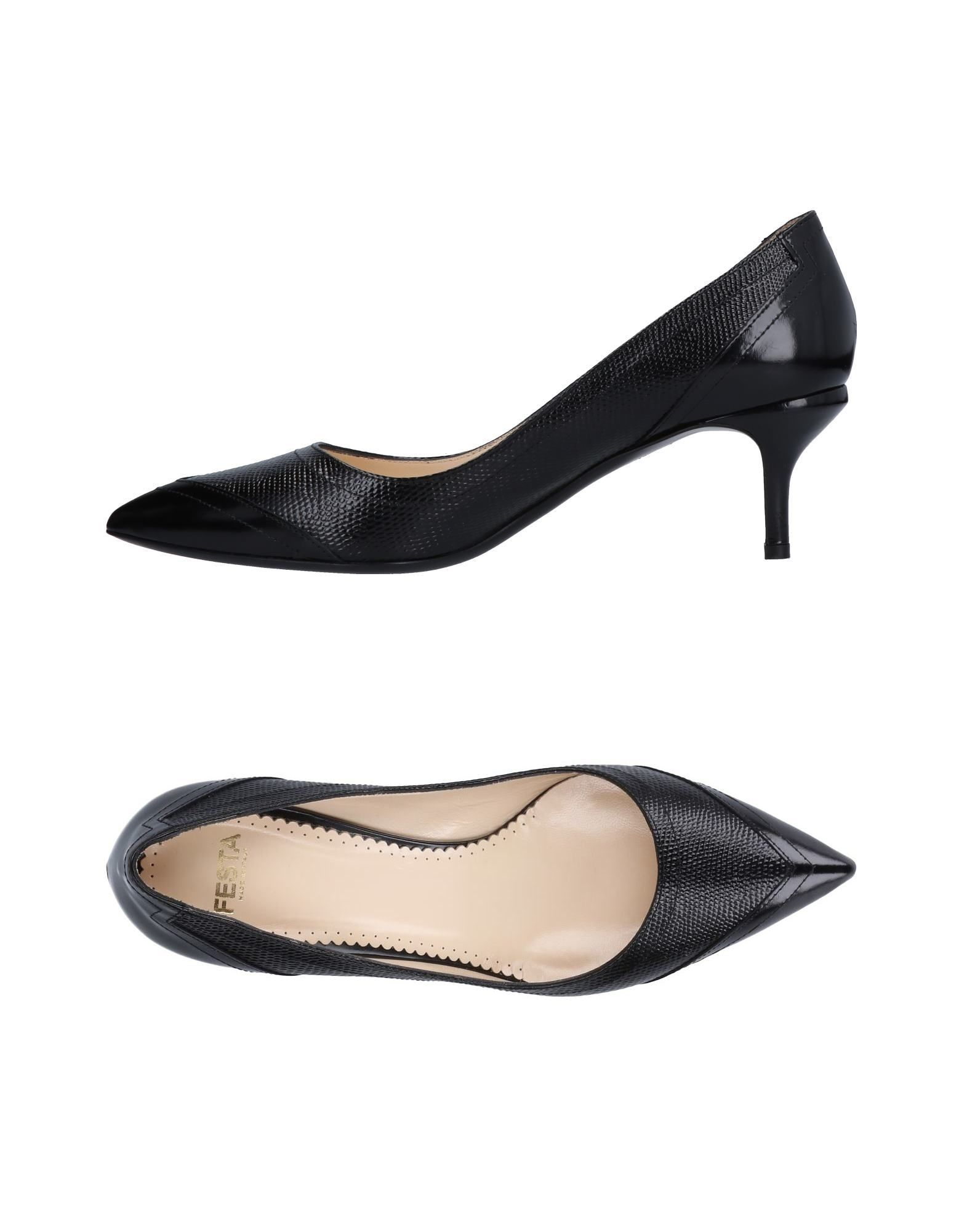 Festa Milano Pumps Damen  11510839CO Gute Qualität beliebte Schuhe