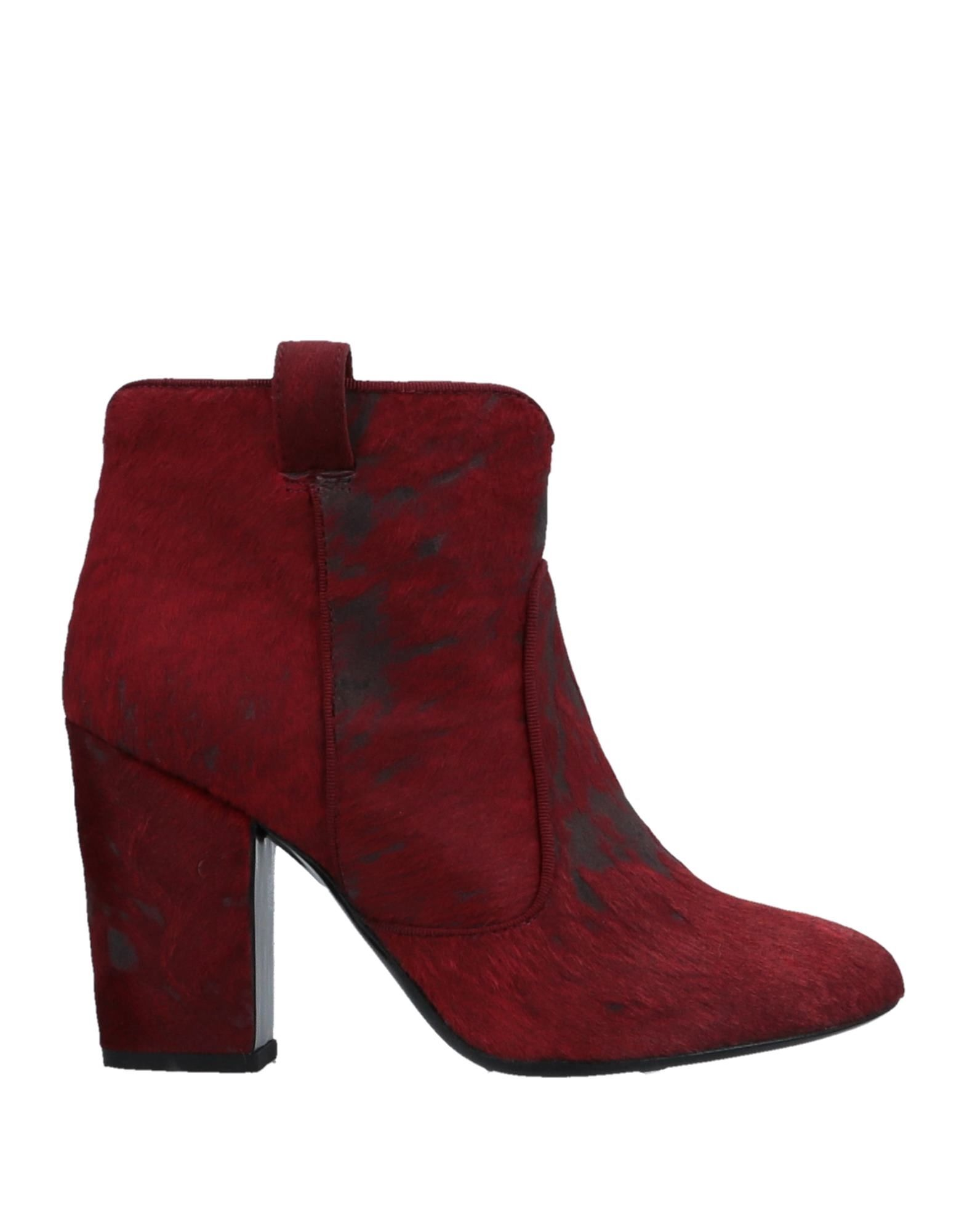 Bottine Laurence Dacade Femme - Bottines Laurence Dacade Brique Super rabais