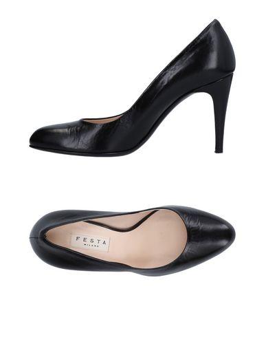 Descuento de la marca Milano Zapato De Salón Festa Milano marca Mujer - Salones Festa Milano - 11510890PQ Negro f7b180