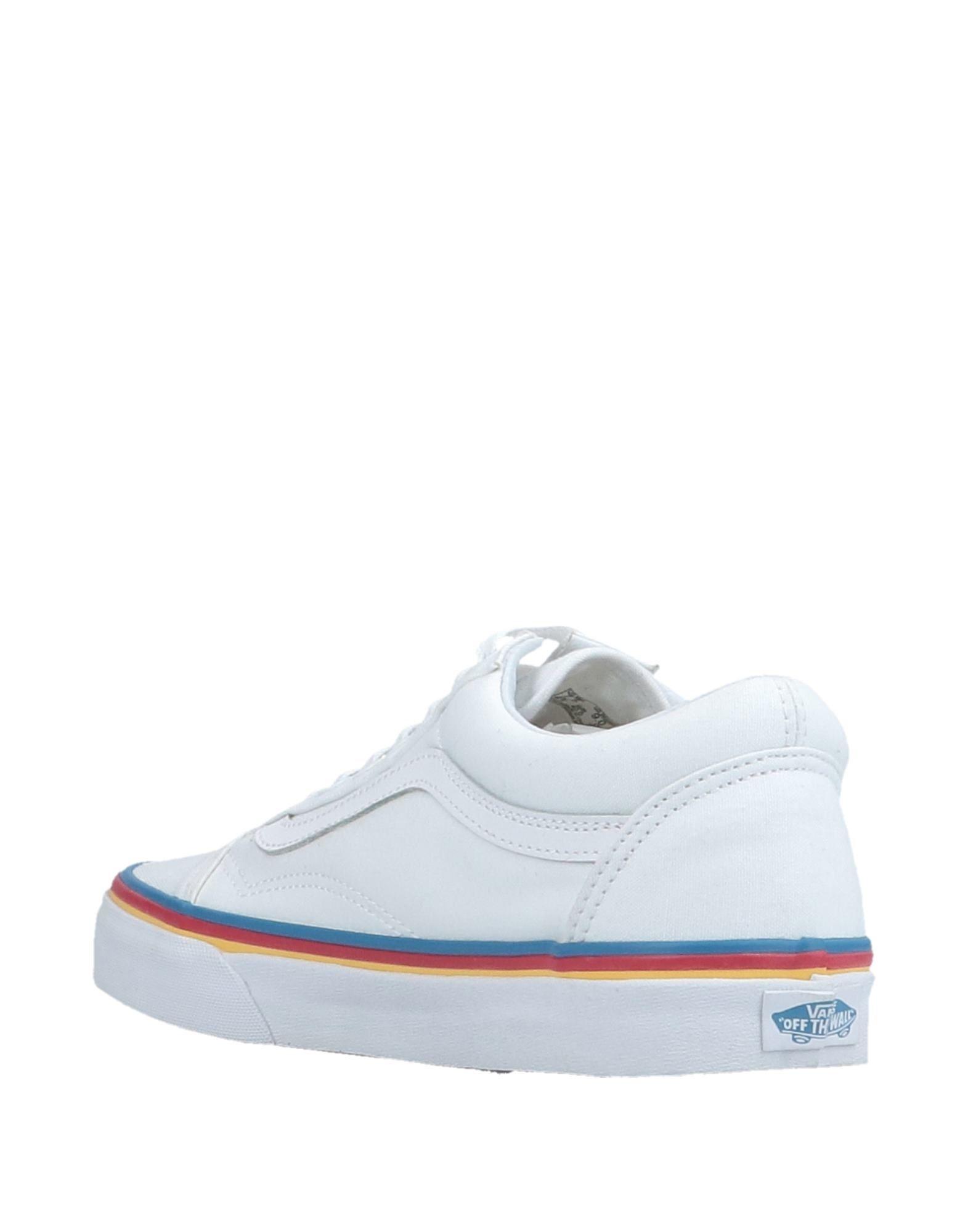Rabatt Sneakers echte Schuhe Vans Sneakers Rabatt Herren  11510899BA 7b7037