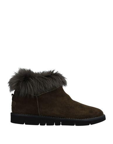 Zapatos con descuento Botín Mos Hombre 11510937IL - Botines Mos - 11510937IL Hombre Verde militar 64f59c