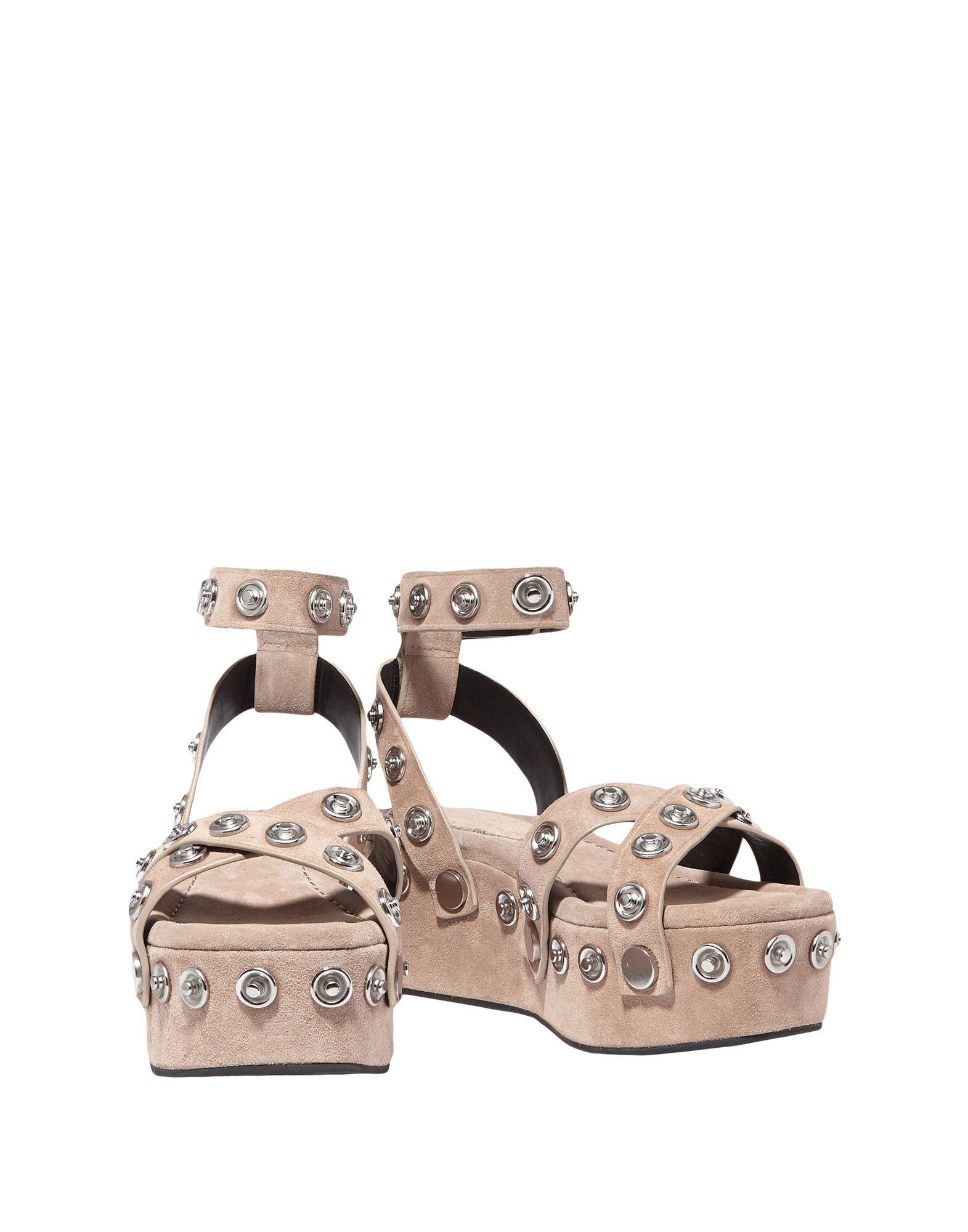Alexander Wang  Sandalen Damen  Wang 11511018WI Beliebte Schuhe 4212b2