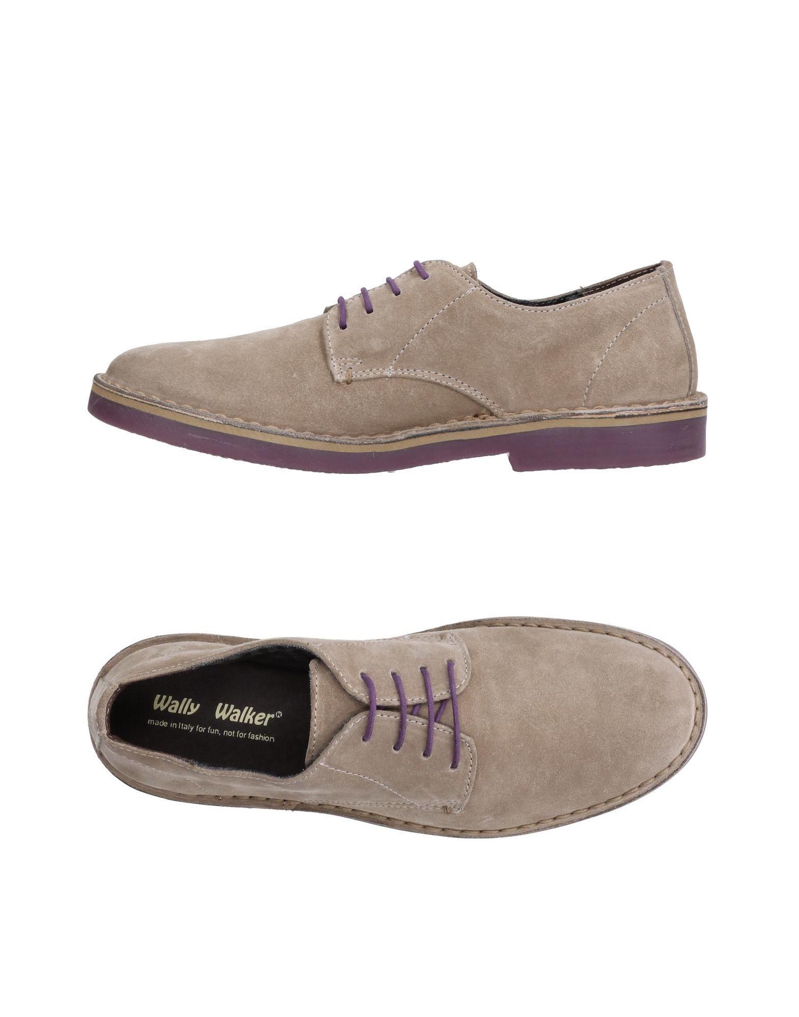 Rabatt echte Schuhe Wally Walker Schnürschuhe Herren  11511053NT