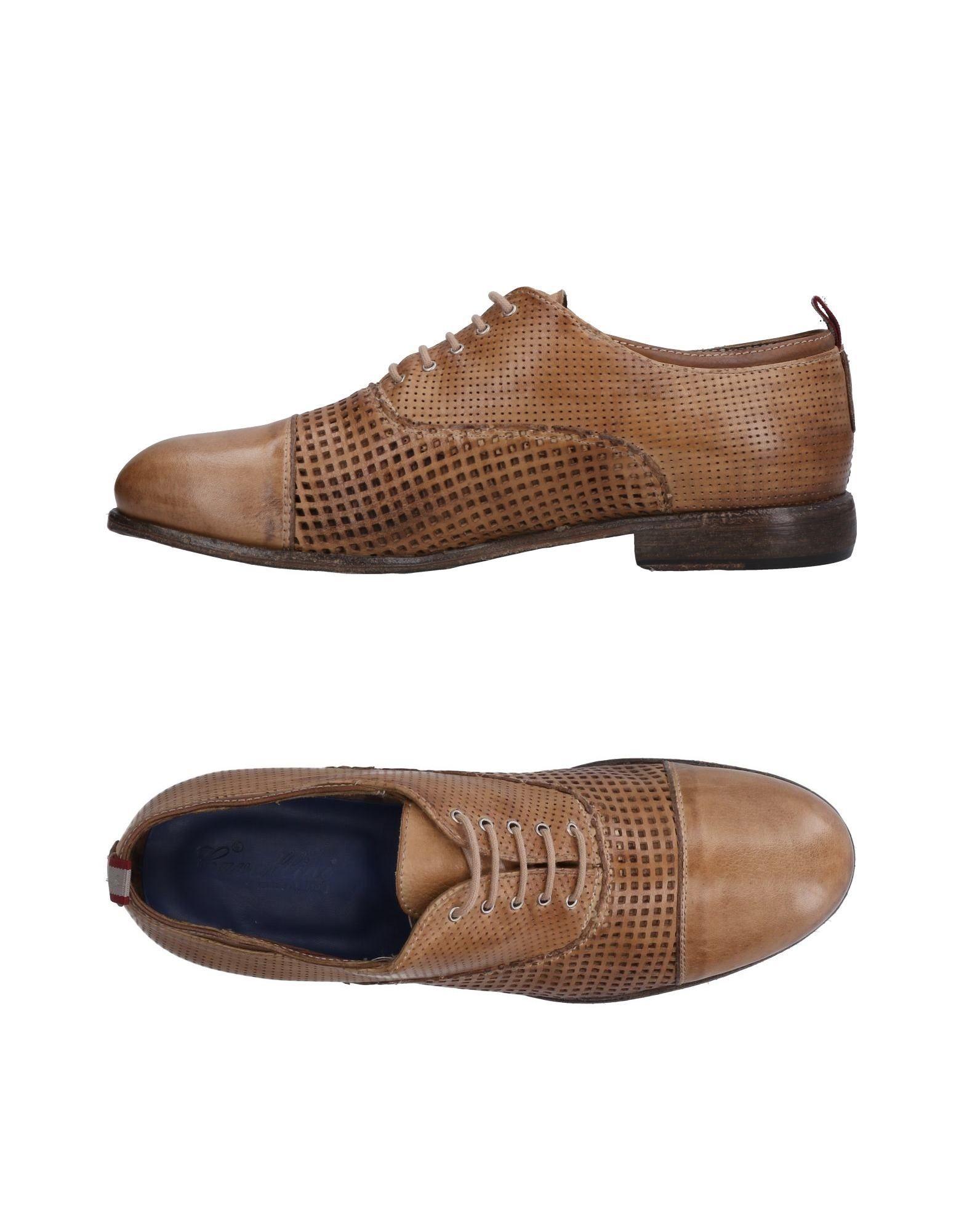 Rabatt echte Schuhe Cavallini Schnürschuhe Herren  11511076FM
