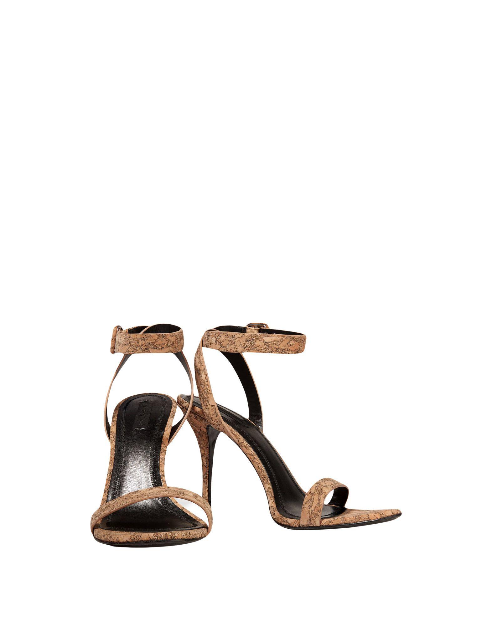 Stilvolle billige Schuhe Alexander Wang Sandalen Damen  11511194IA