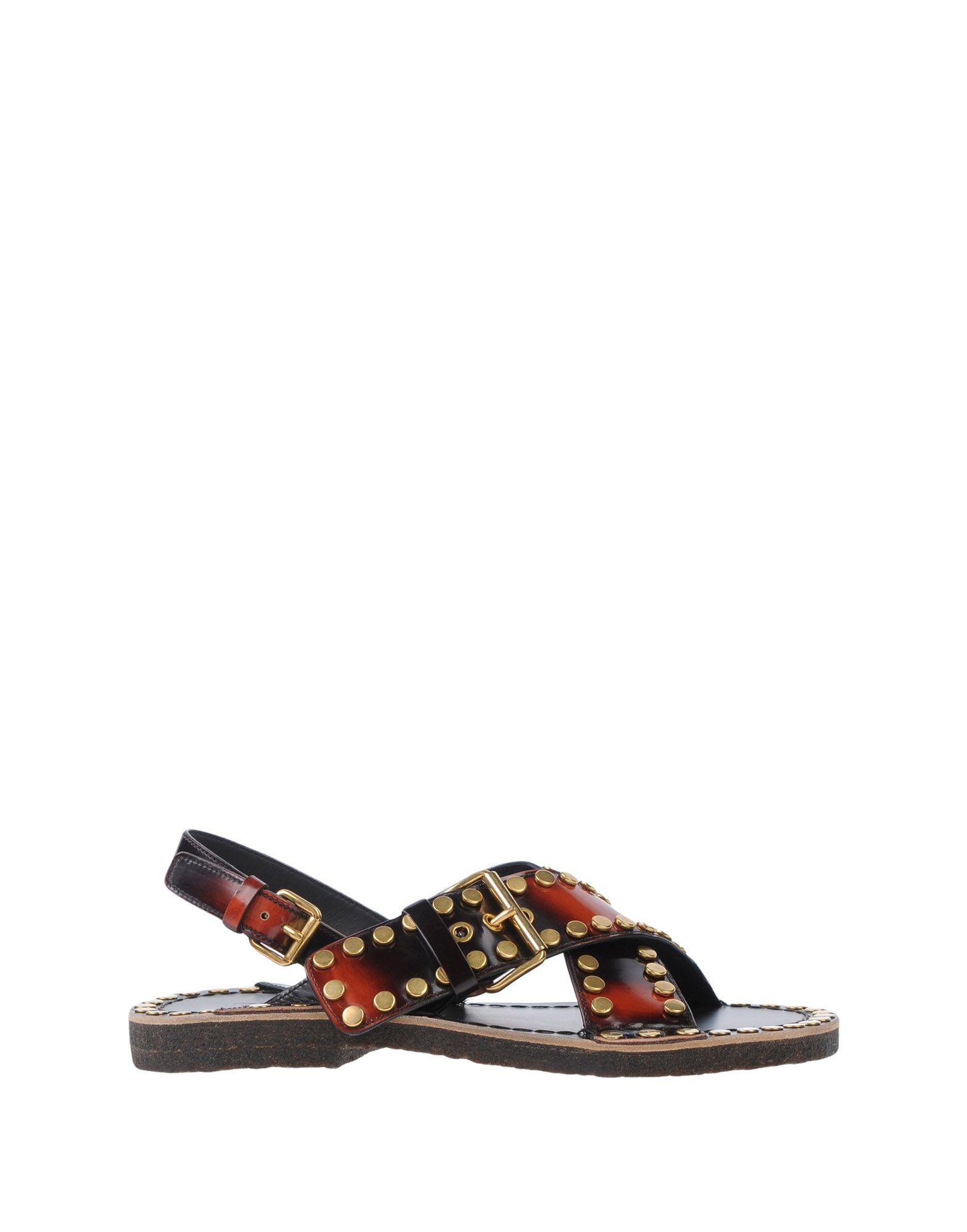 Prada Sandalen Sandalen Sandalen Herren  11511196CF Heiße Schuhe 7300a7