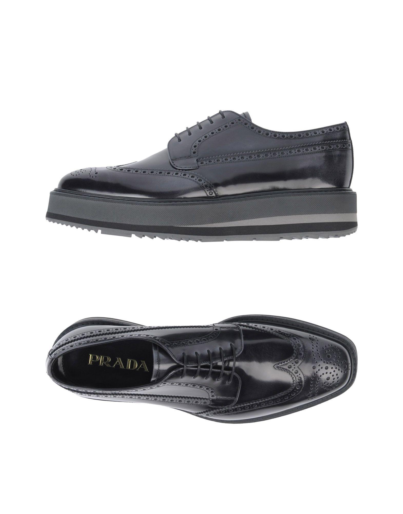 Prada Schnürschuhe Herren  11511198PC Gute Qualität beliebte Schuhe