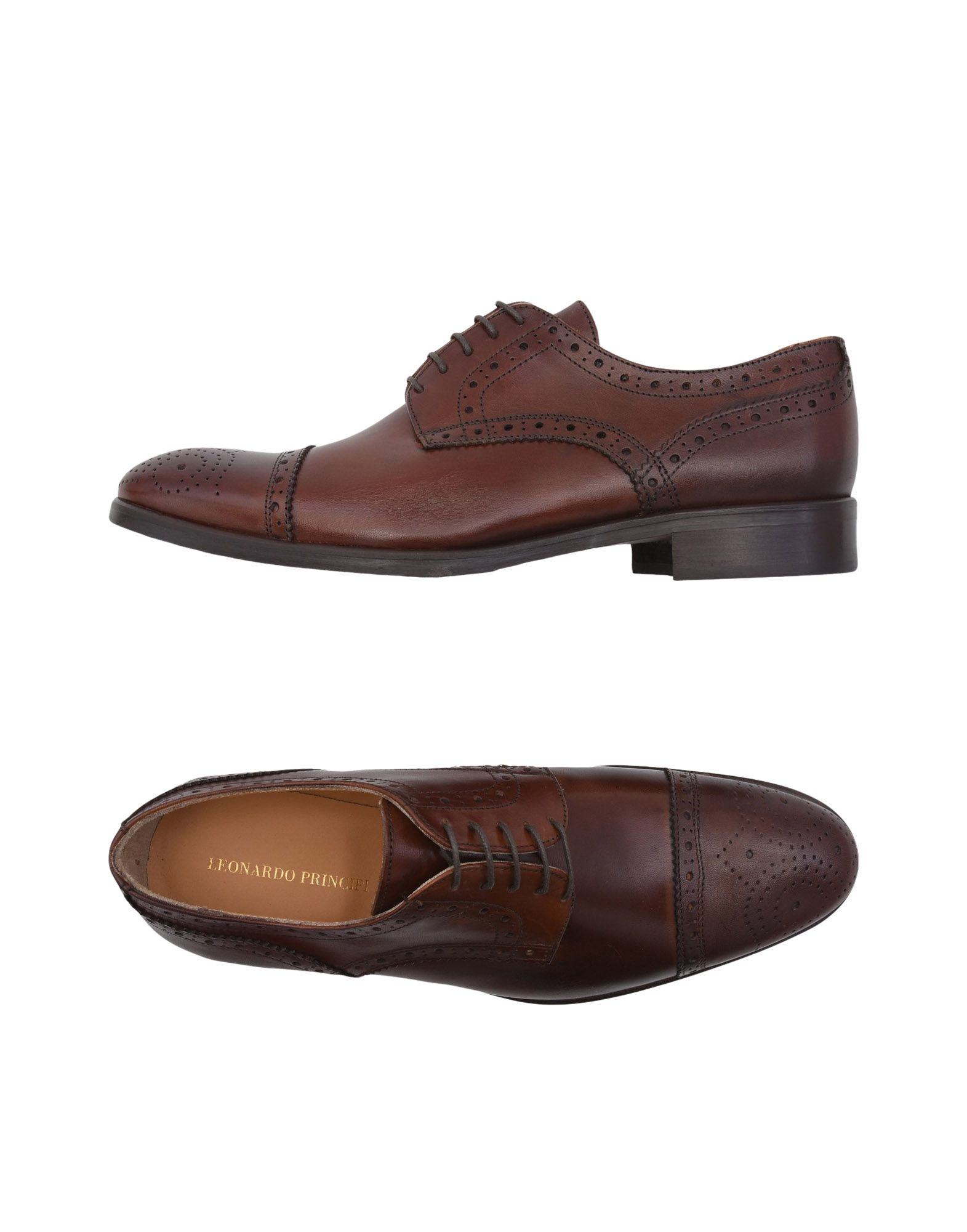 Nuevos zapatos para hombres y mujeres, descuento por tiempo Principi limitado  Zapato De Cordones Leonardo Principi tiempo Hombre - Zapatos De Cordones Leonardo Principi e5d509