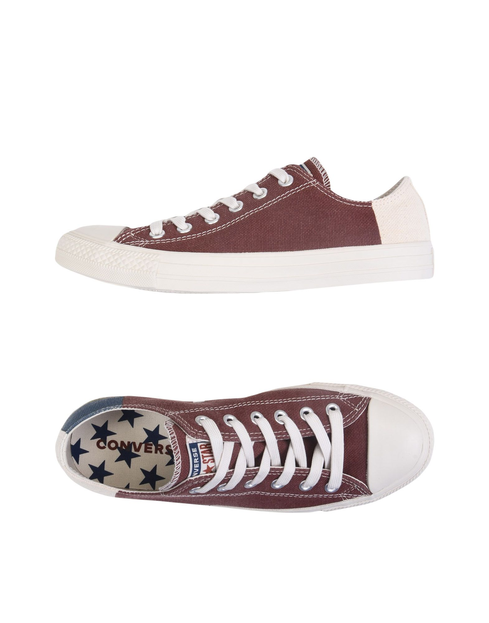 Converse All Star Ox Chuck Taylor All Star Ox Star Americana Block - Sneakers - Men Converse All Star Sneakers online on  United Kingdom - 11511240VN 94b608