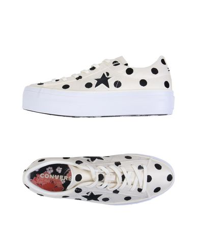 9b1230901f8f Converse All Star One Star Platform Ox Dots - Sneakers - Women ...