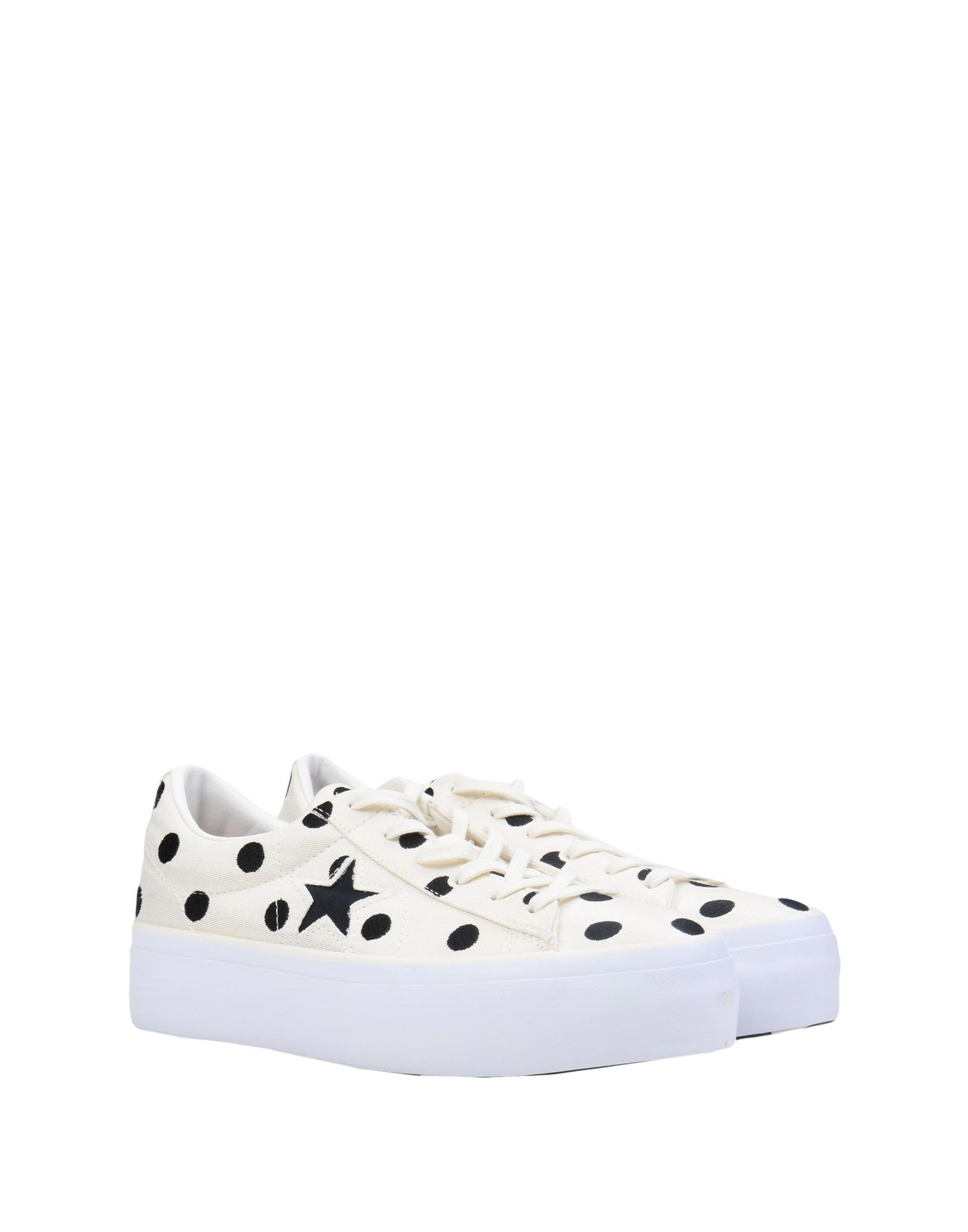 Sneakers Converse All Star One Star Platform Ox Dots - Donna - 11511261DQ