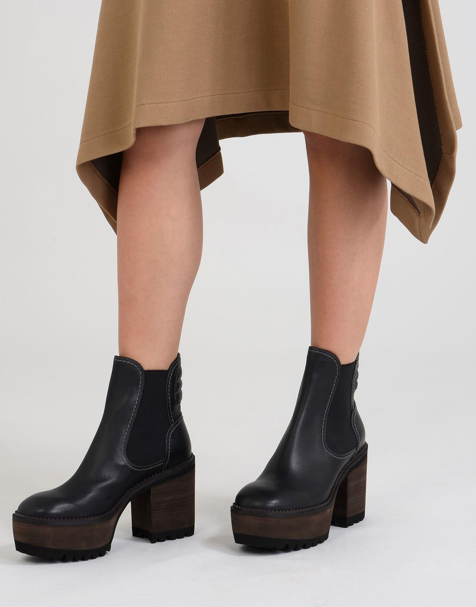 See By 11511278NBGünstige Chloé Stiefelette Damen  11511278NBGünstige By gut aussehende Schuhe c86403