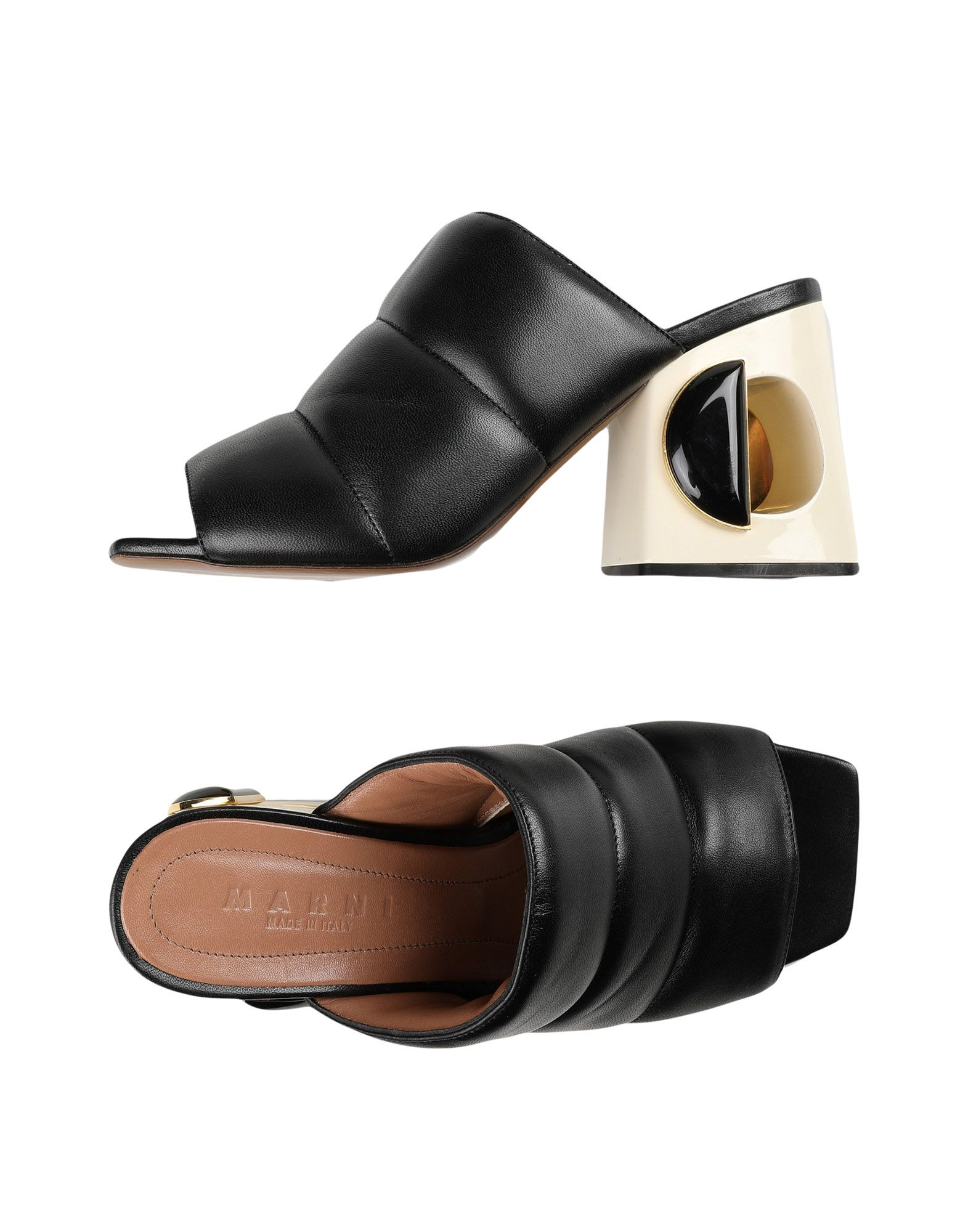 Marni Sandals Sandals - Women Marni Sandals Marni online on  United Kingdom - 11511294JM b1f42d
