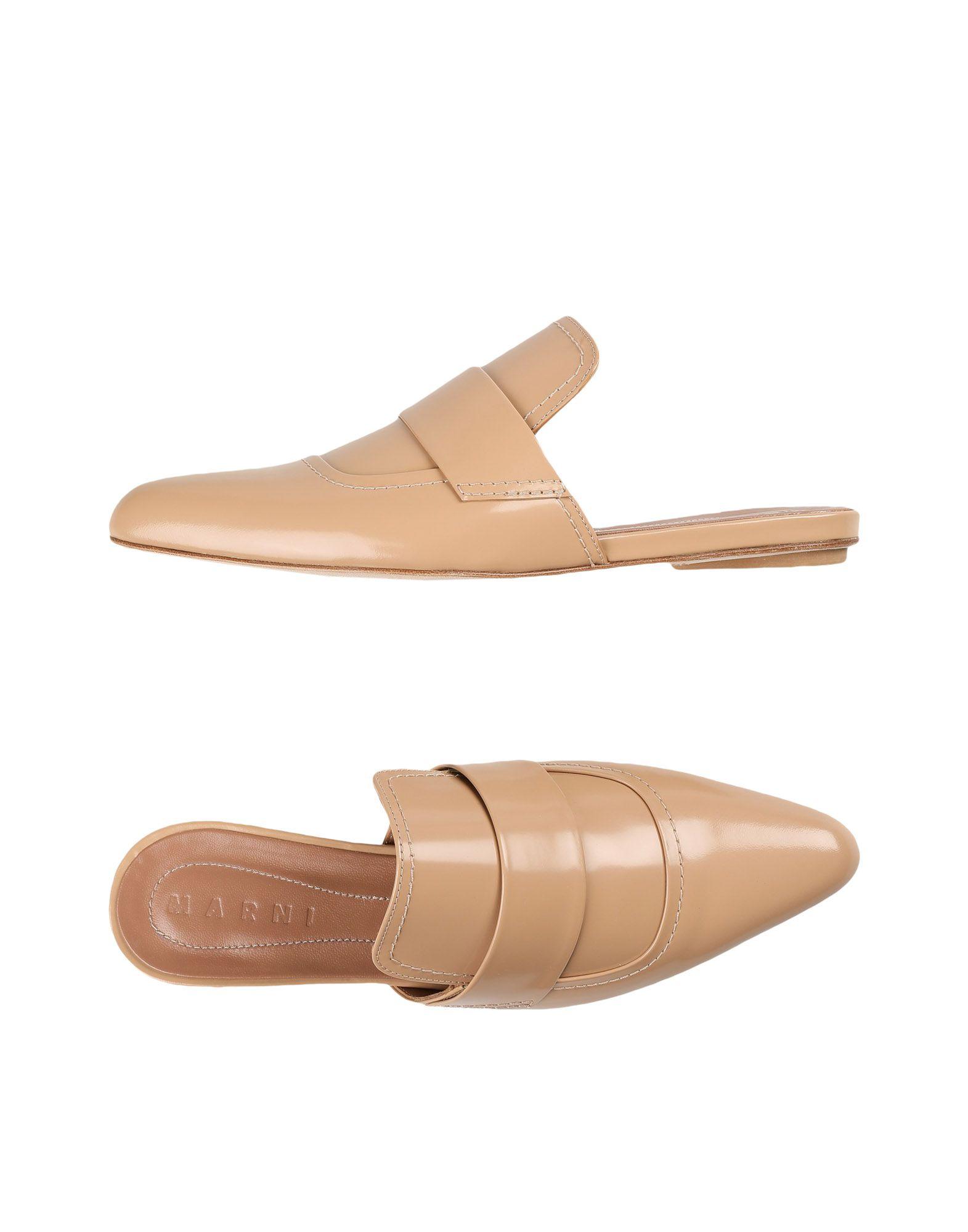 Marni Pantoletten Damen  11511298PX 11511298PX  Heiße Schuhe 5514ed