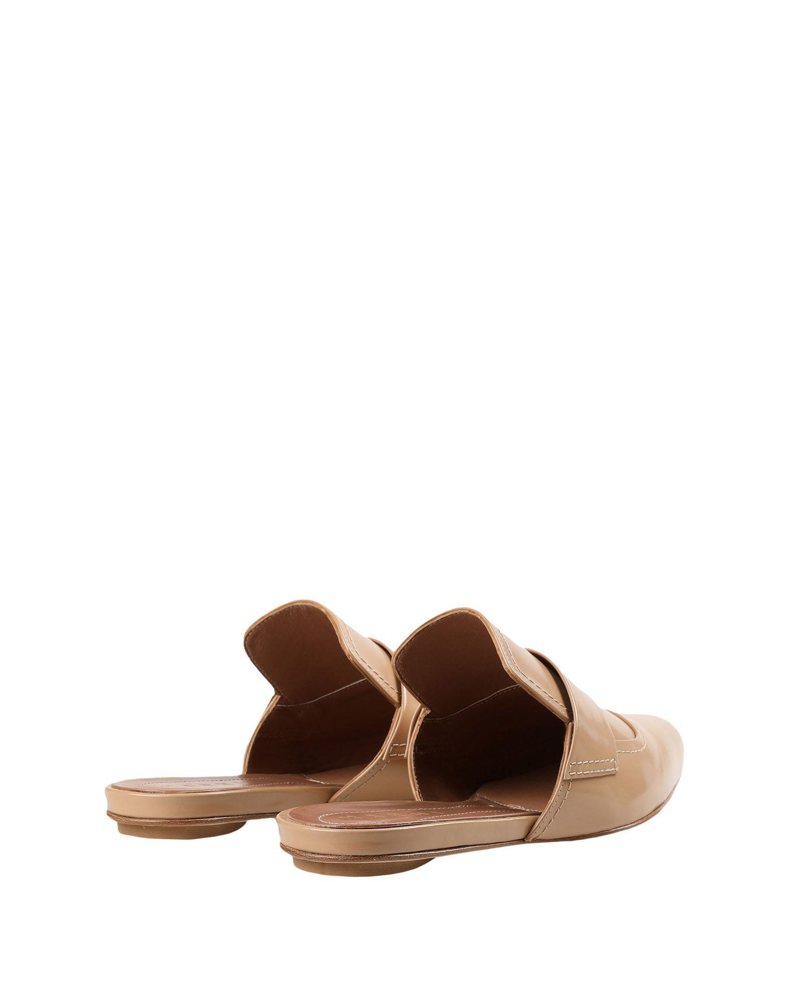 Marni Pantoletten Damen  11511298PXGut Schuhe aussehende strapazierfähige Schuhe 11511298PXGut 869e4f