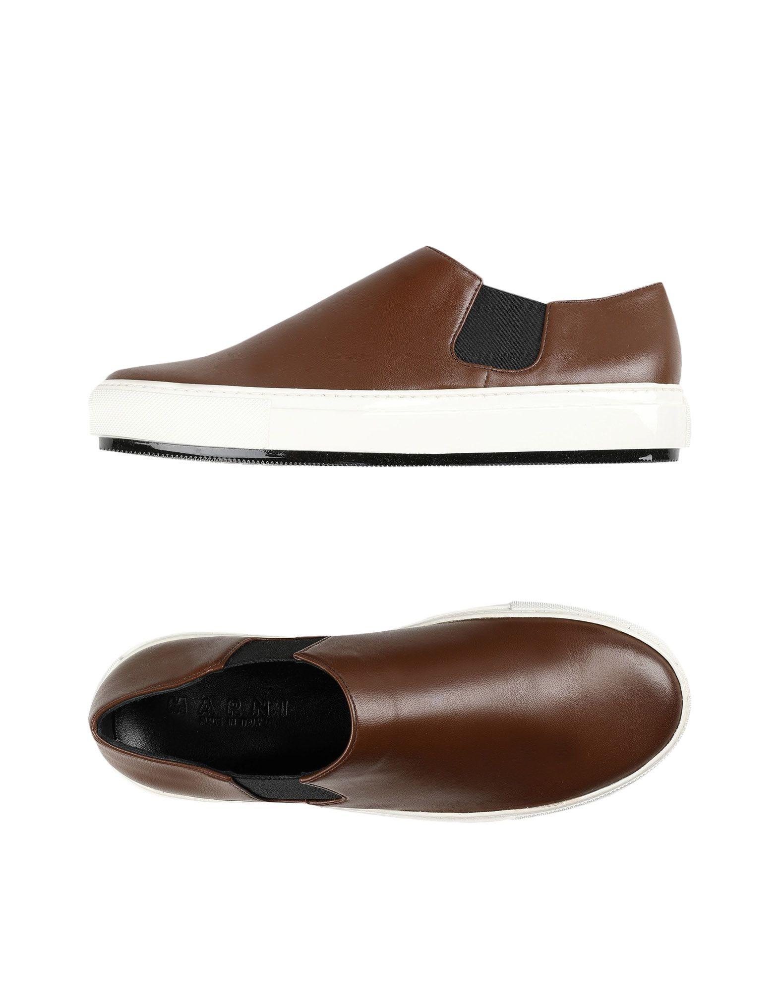Stilvolle billige Schuhe Marni Sneakers Damen  11511382VA