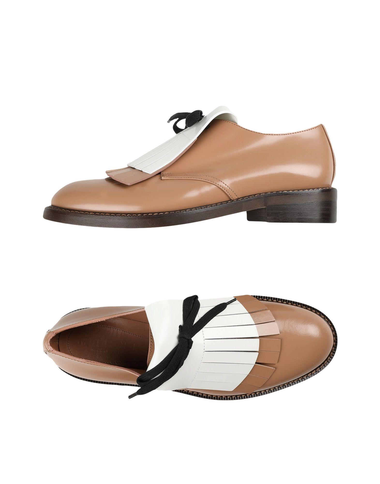 Haltbare Mode billige Schuhe Marni Schnürschuhe Damen  11511387KC Heiße Schuhe