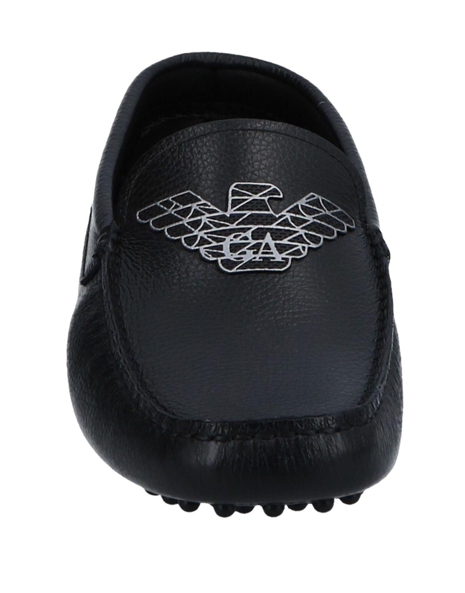 Emporio Armani Mokassins Herren  11511398DO Gute Qualität beliebte Schuhe